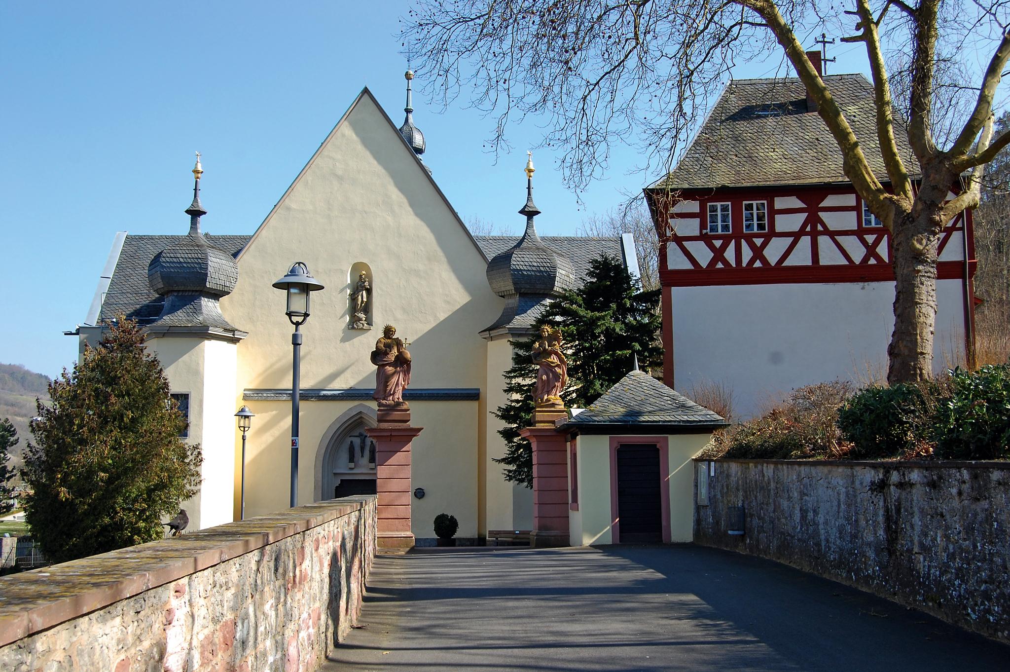 Wallfahrtskirche © Konrad Lechner
