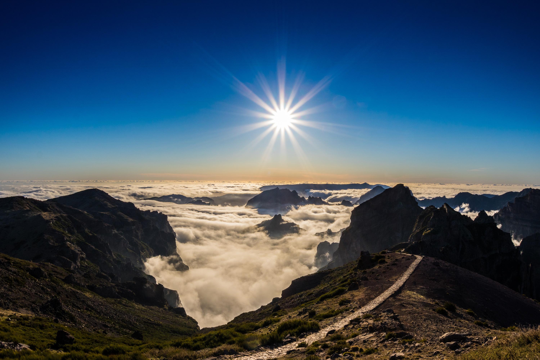 Auf dem Pico do Areeiro, Madeira © Jose Mendes