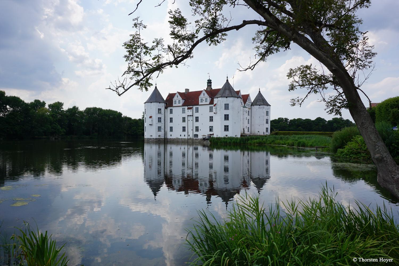 Wasserburg Glücksburg © Thorsten Hoyer