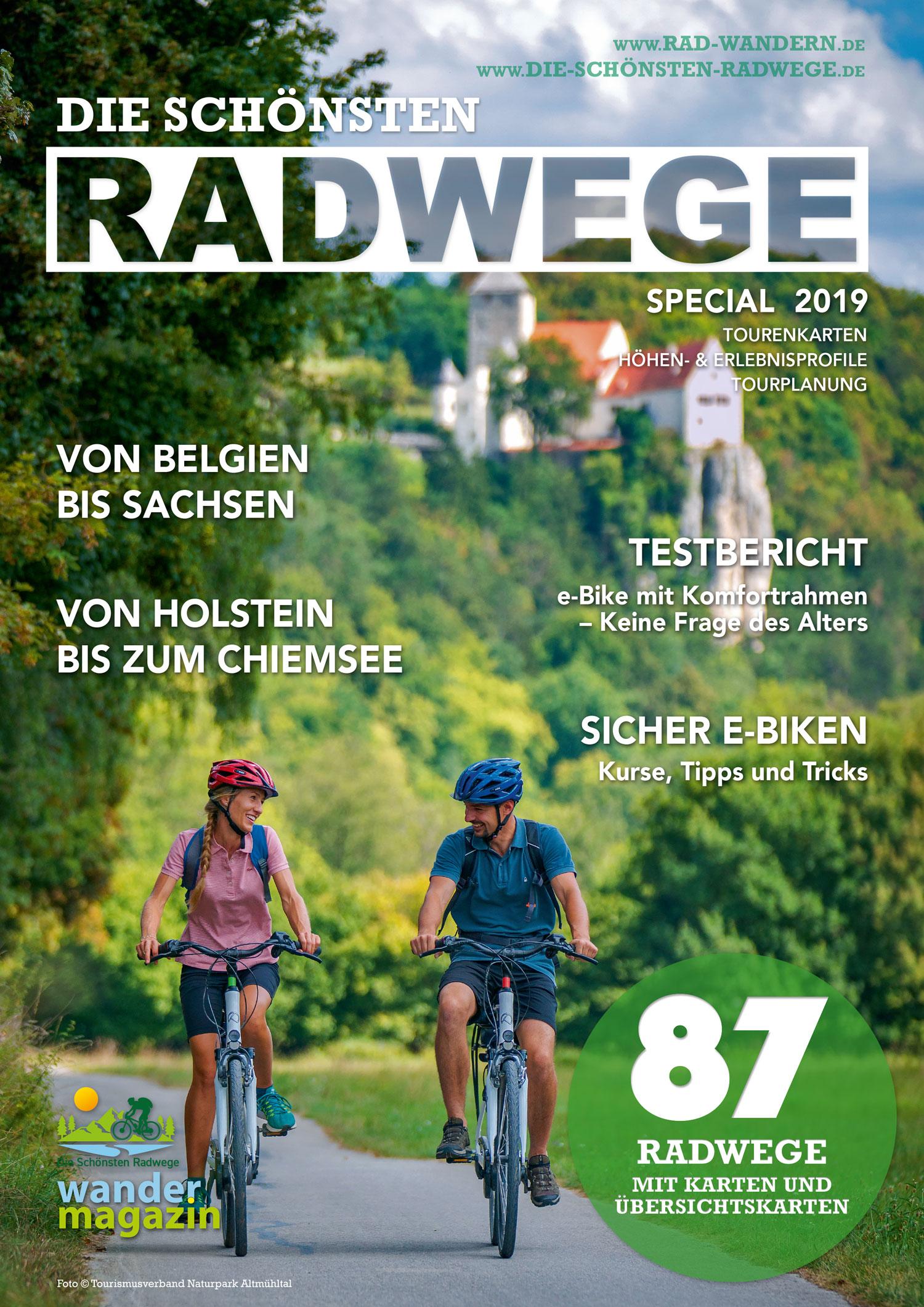 Cover des Radspecials