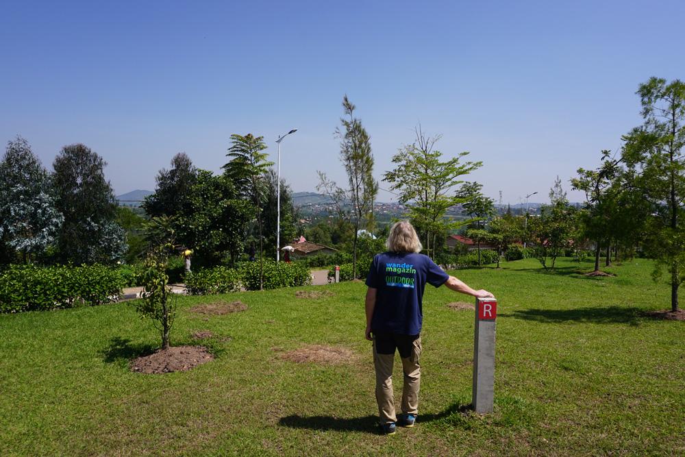 Auf dem Royal Trail in Ruanda © Thorsten Hoyer
