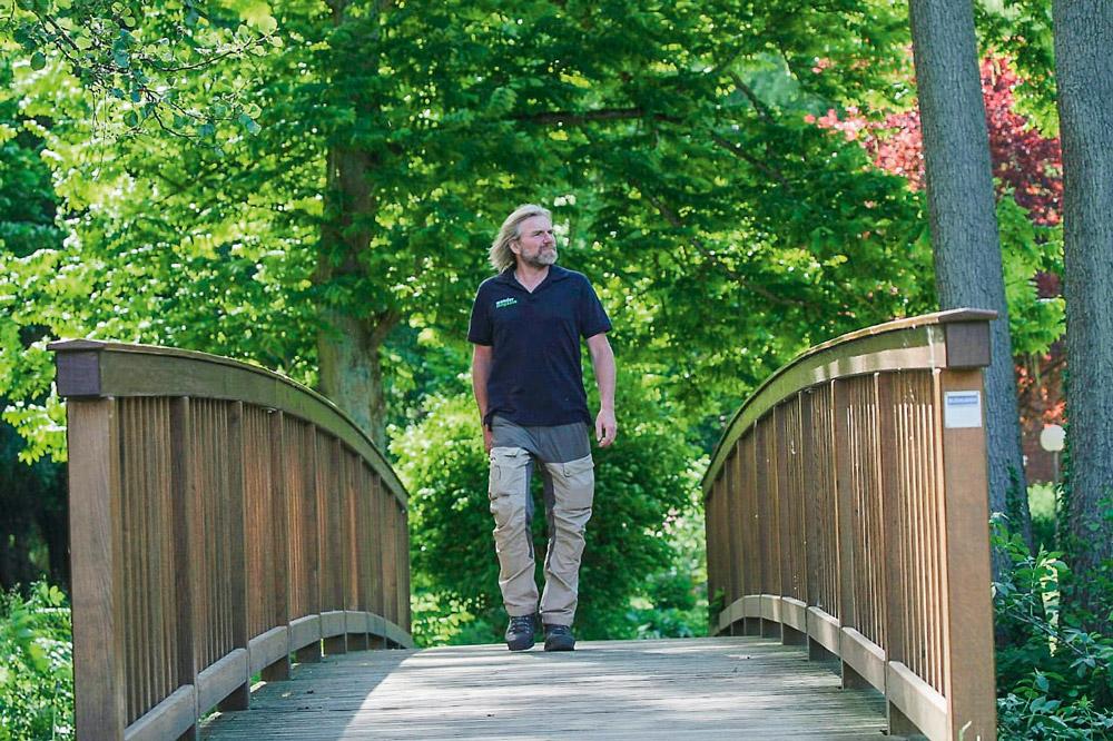 Chefredakteur Thorsten Hoyer © Dan Mausolf