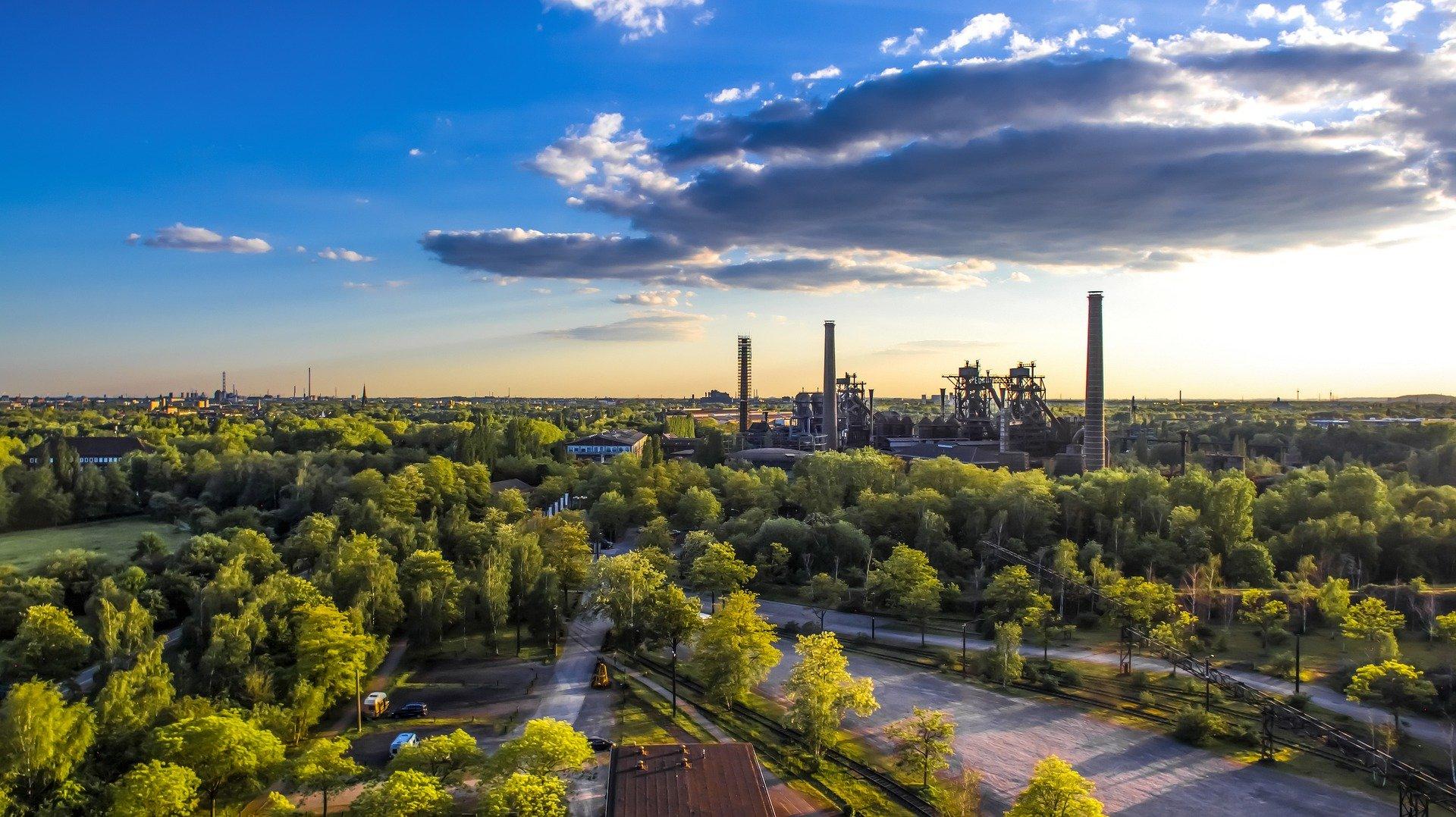 Landschaftspark Nord Duisburg © Pixabay, Unlike_You Photography