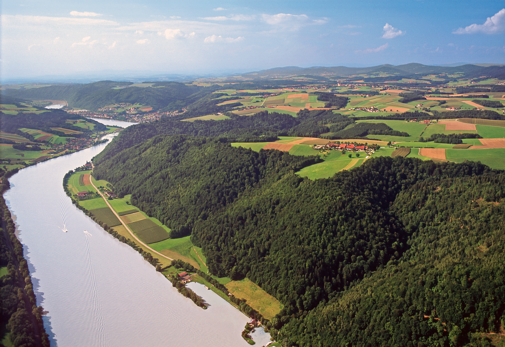 Donauleiten bei Untergriesbach © Tourist-Information Untergriesbach