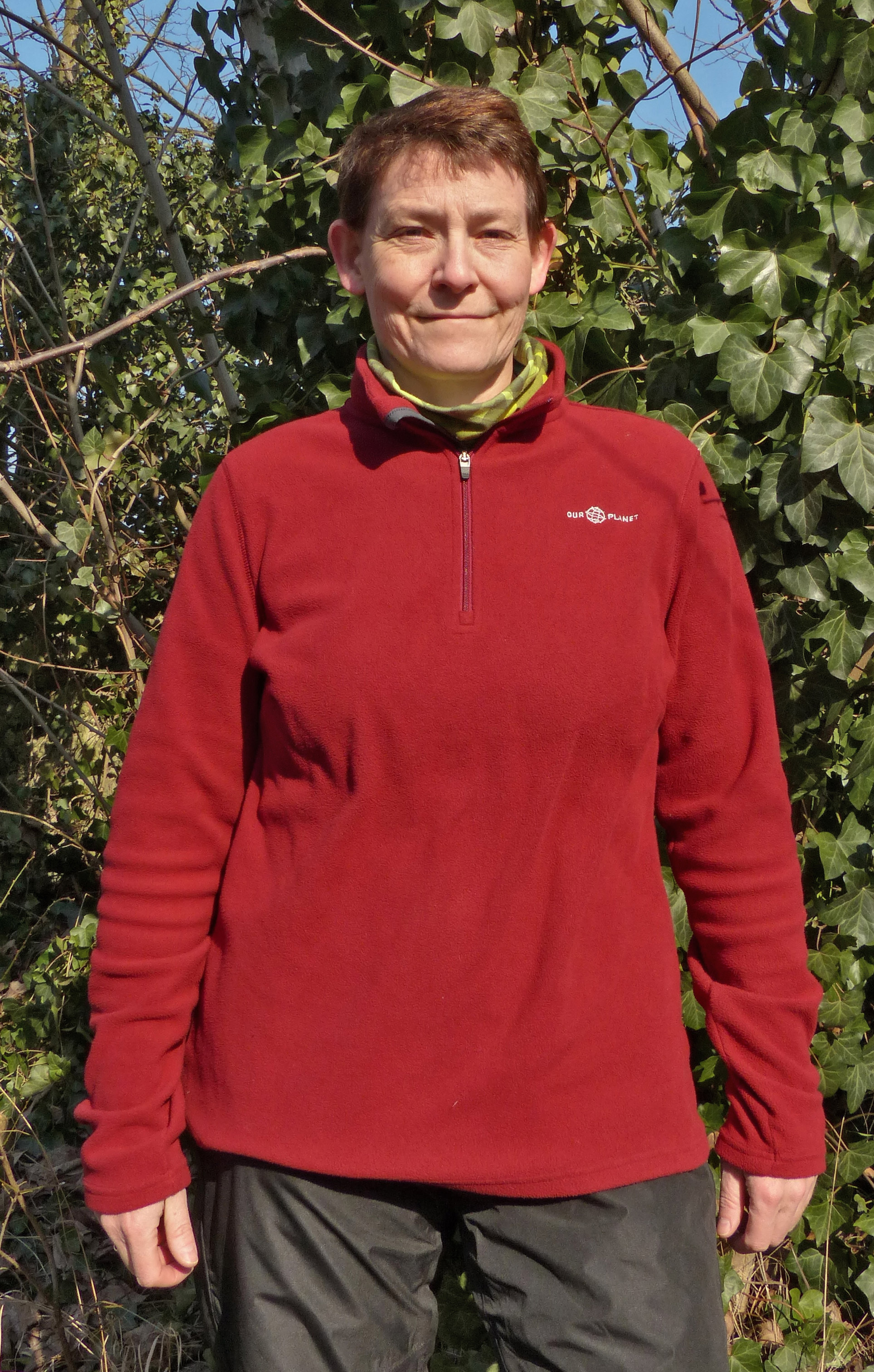 Our Planet Orica S.Cafe Microfleece