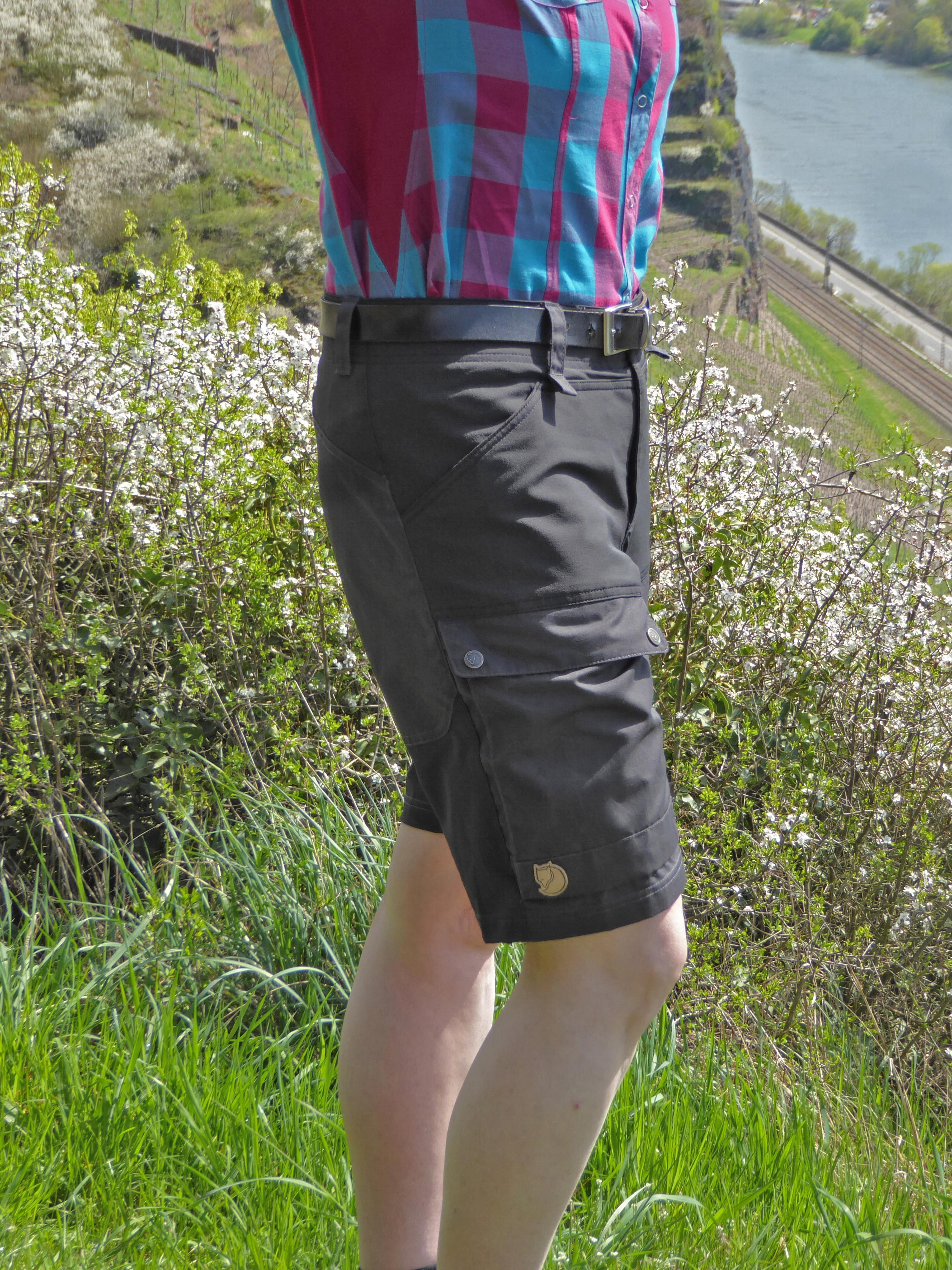 Fjällräven Keb Shorts © U. Poller, W. Todt