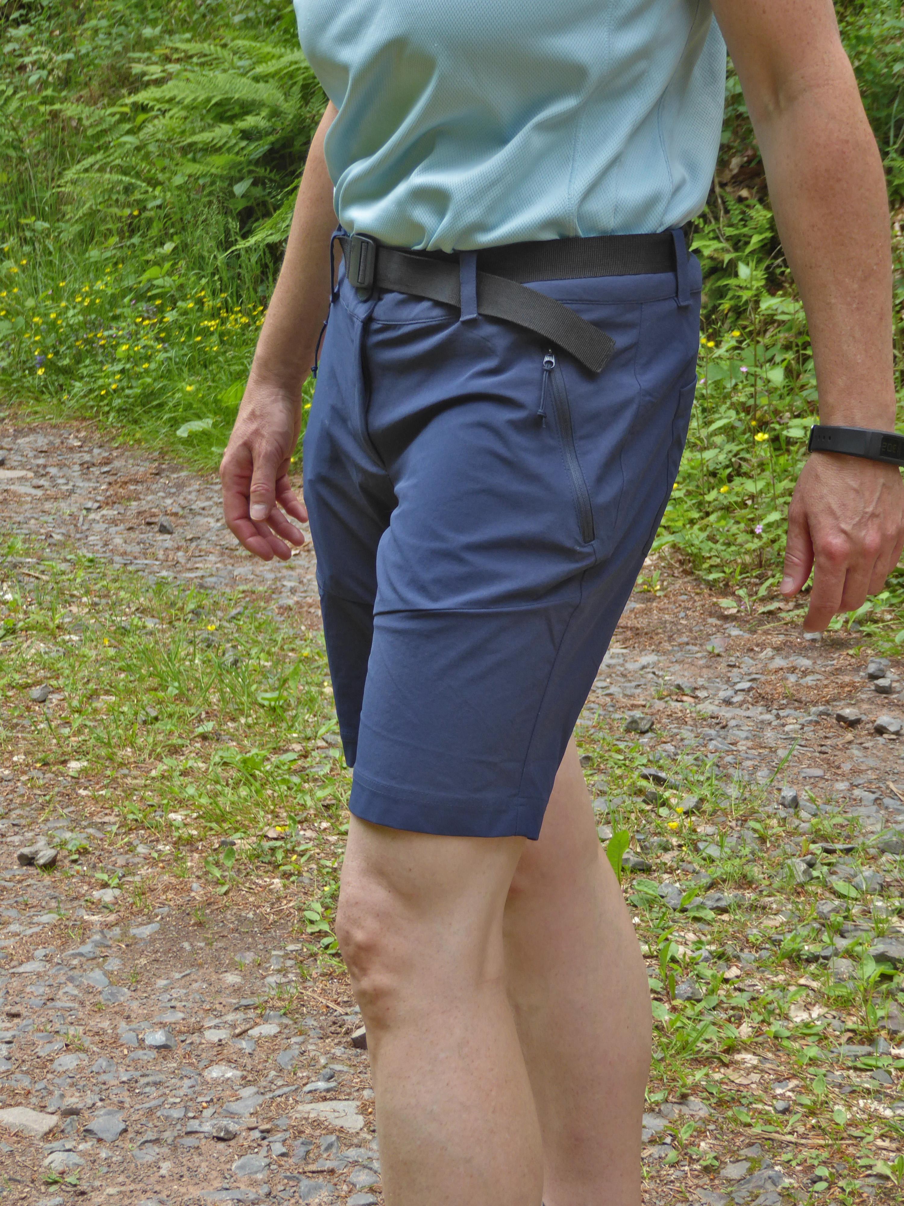 Schöffel Toblach 1 Shorts © U. Poller, W. Todt