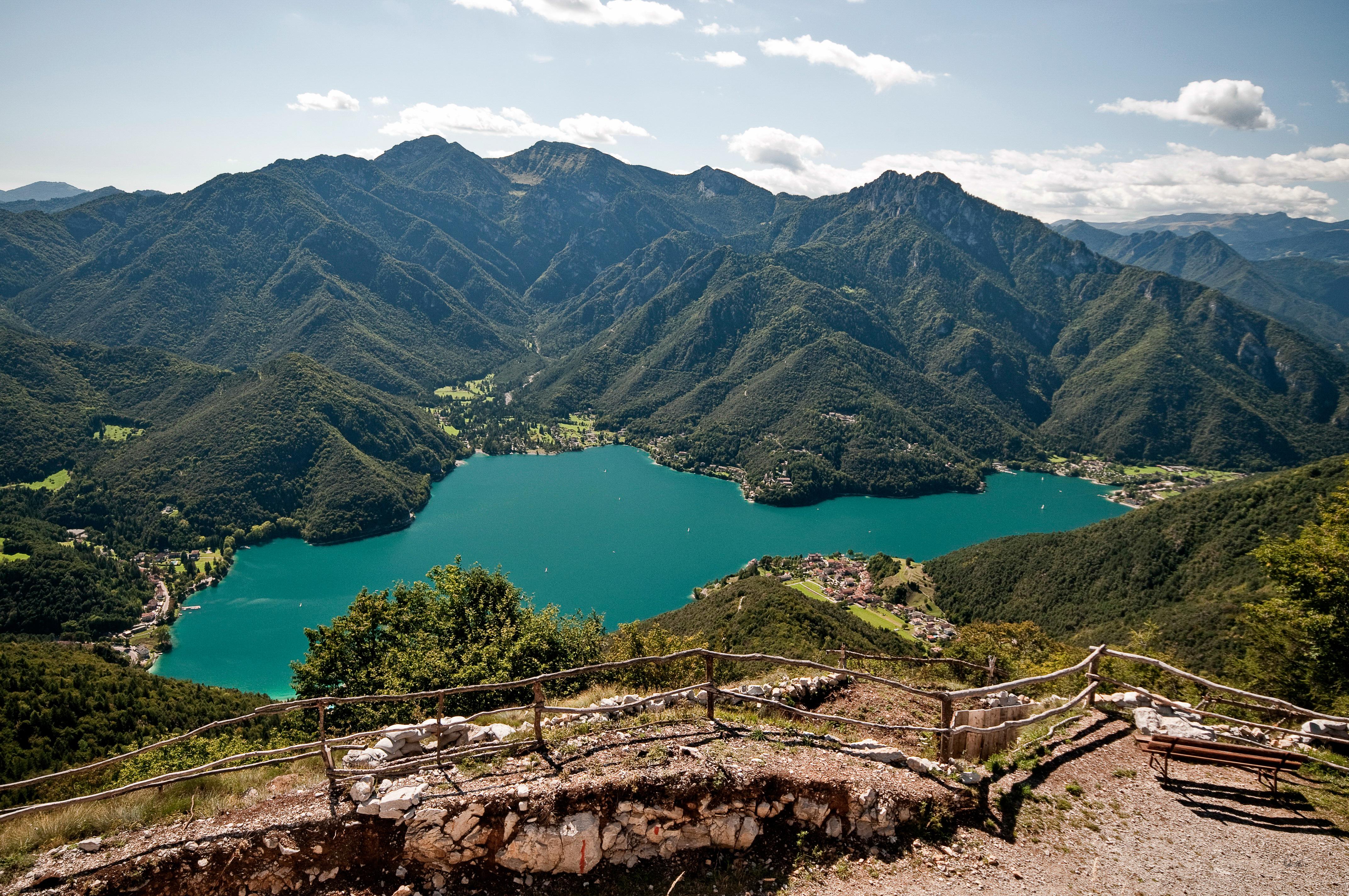 Blick vom Aussichtspunkt Belvedere © Fabrizio Novali