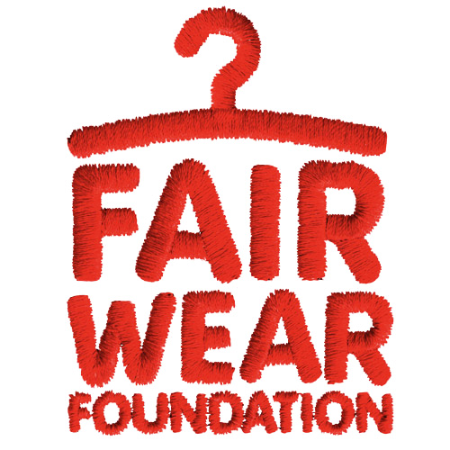 Logo der Fair Wear Foundation