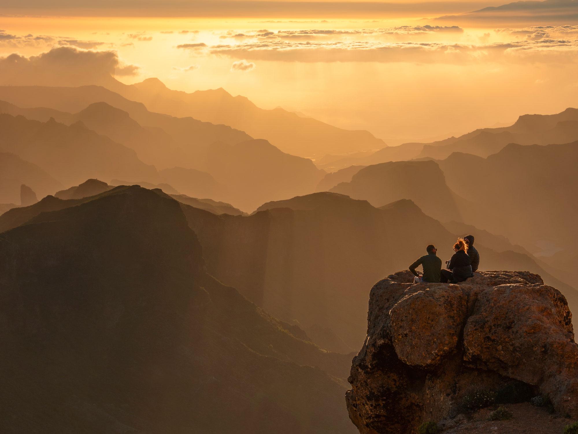 Gran Canaria stimmungsvoll und naturnah erleben © GCWF