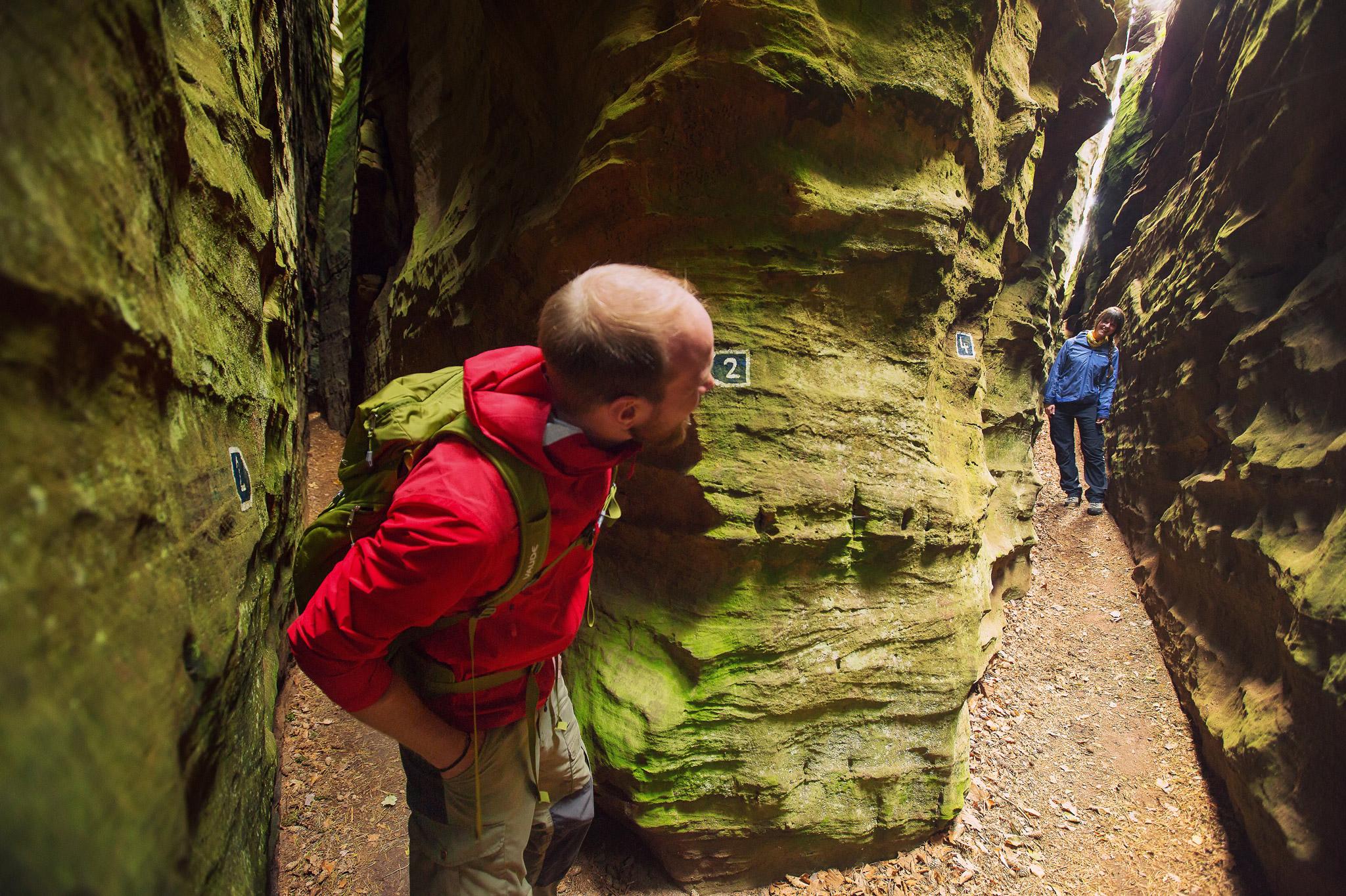 Versteckspiele in der Felsenwelt @ Best of Wandern, Thomas Bichler
