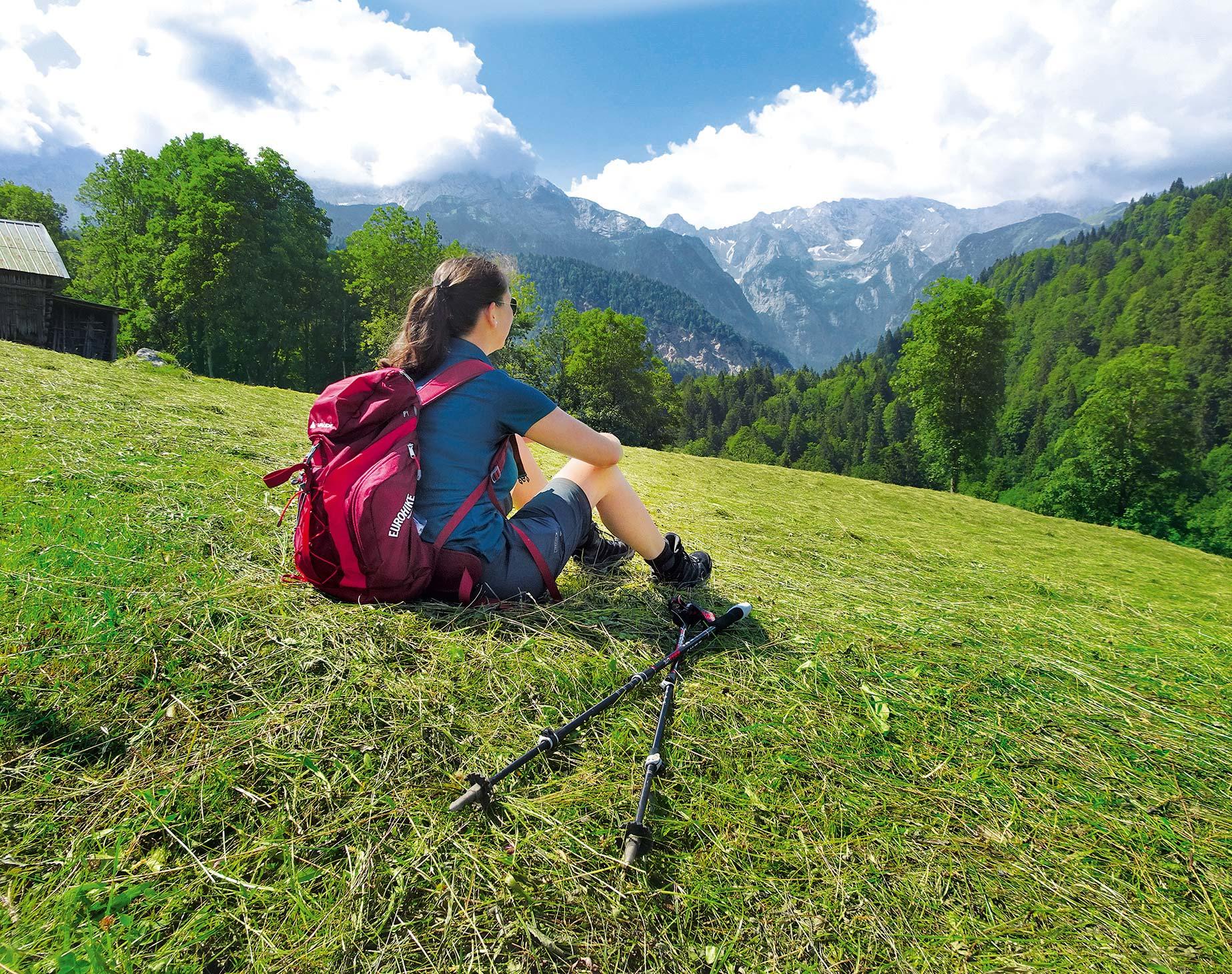 Mit Eurohike unkompliziert auf Wanderung gehen © Eurohike