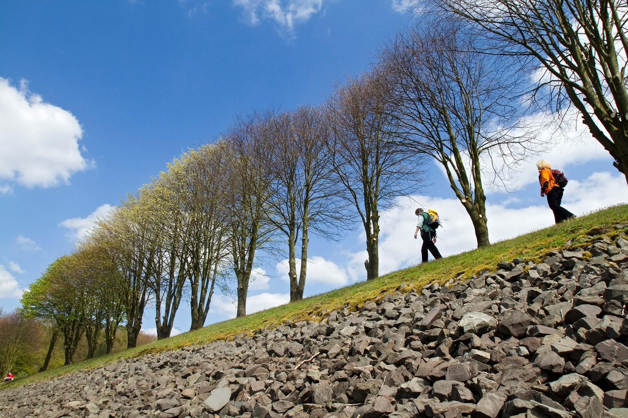 Neue Wanderperspektiven während der Bergischen Wanderwoche kennenlernen © Uwe Völkner / Fotoagentur Fox