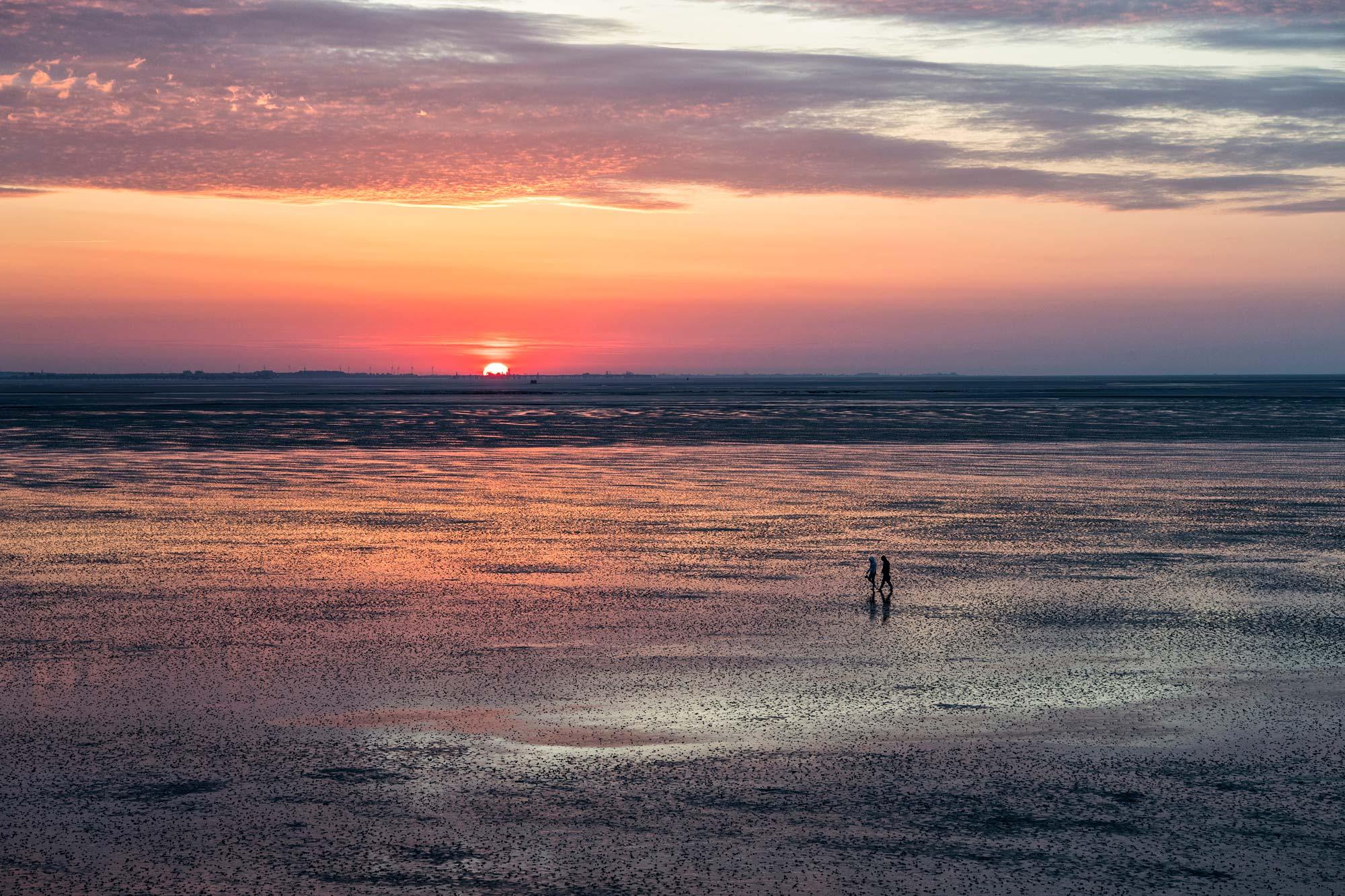 Glückwunsch zu 10 Jahren UNESCO Weltnaturerbe Wattenmeer © Florian Trykowski