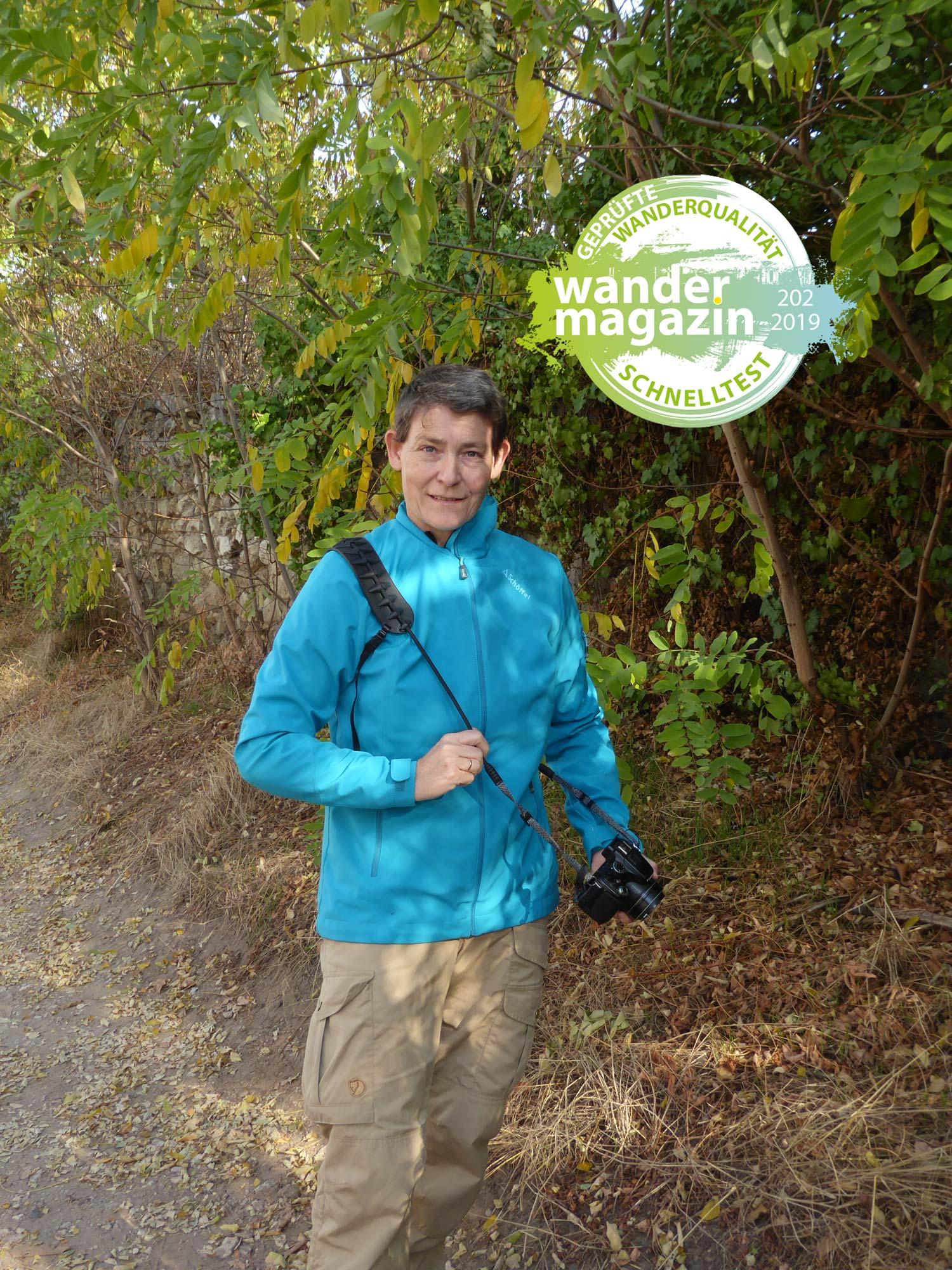 Kameragurt SunSniper Easy Glyder im Schnelltest © U. Poller, W. Todt