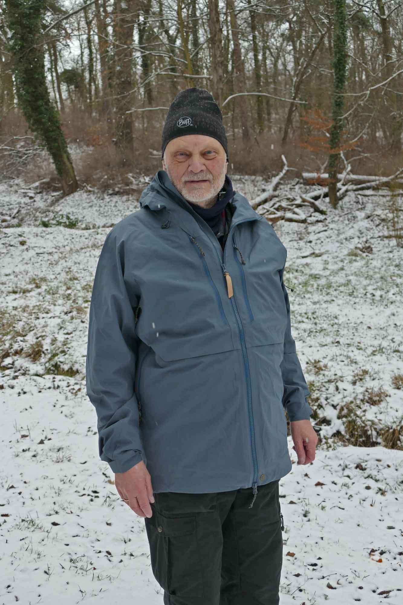 Fjällräven Keb Eco Jacket © U. Poller/ W. Todt
