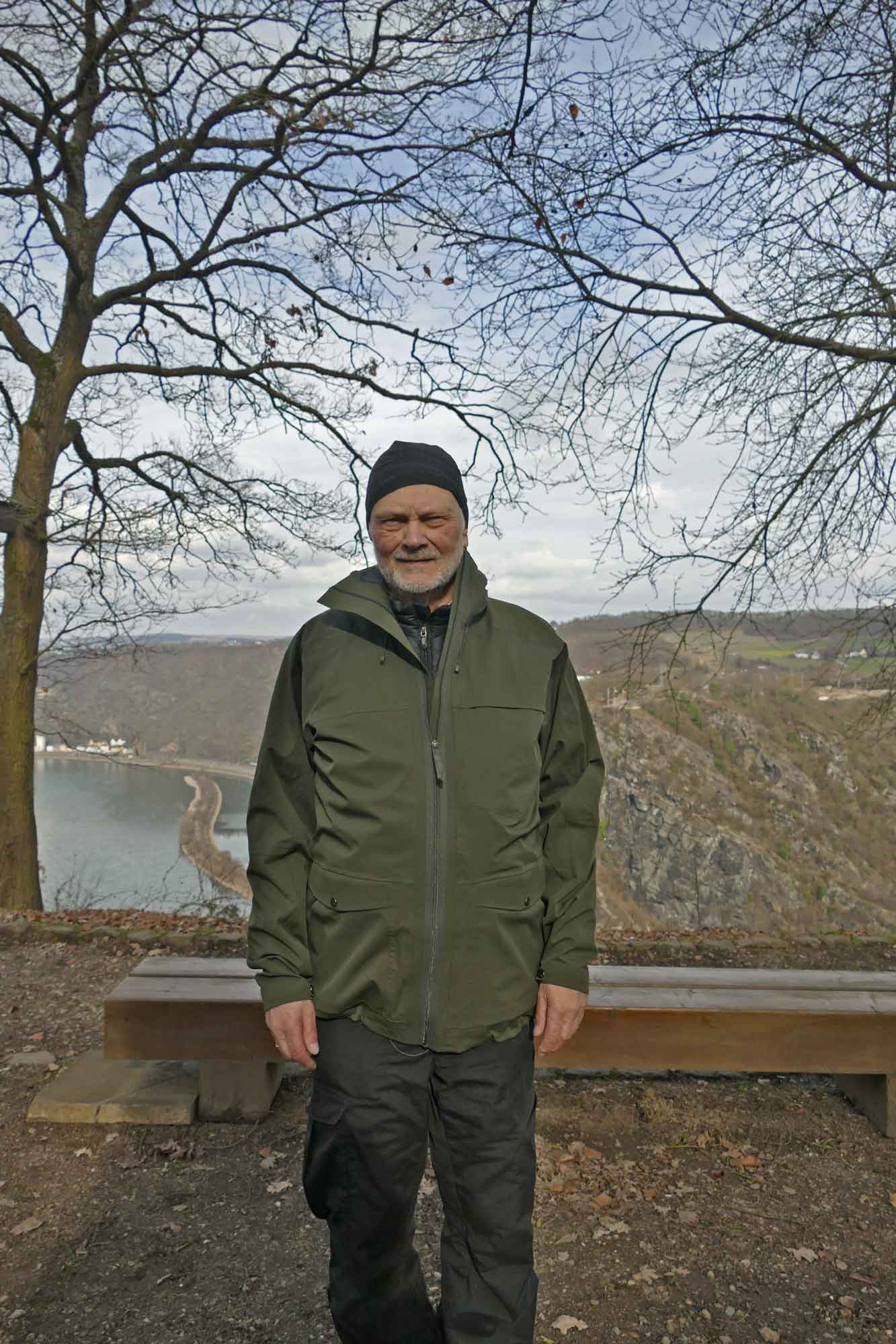Haglöfs Eco Proof Jacket © U. Poller/ W. Todt