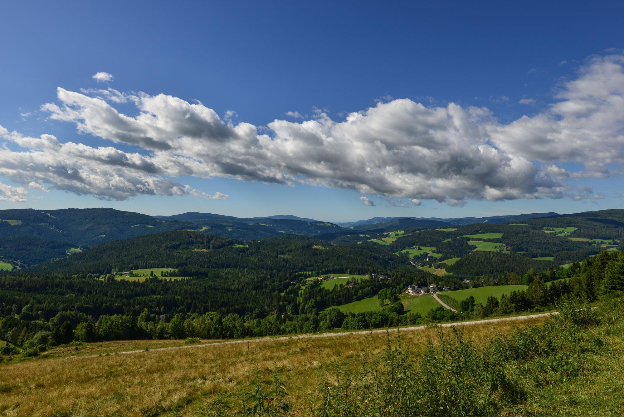 Blick in die Region Joglland – Waldheimat © TV Joglland - Waldheimat, Kurt Elmleitner