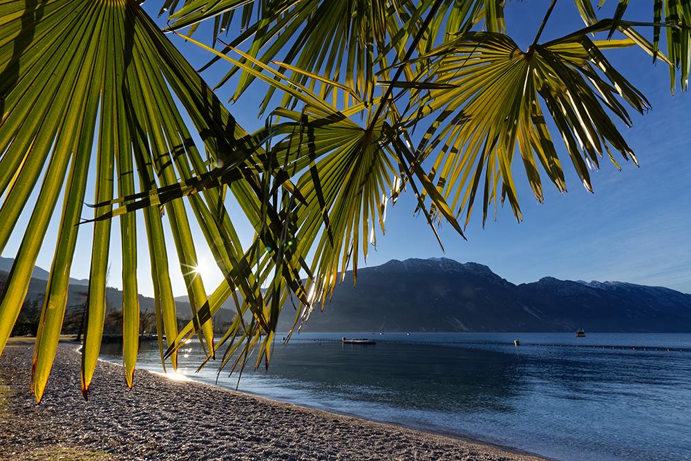 ... zum Gardasee © Steffen Hoppe