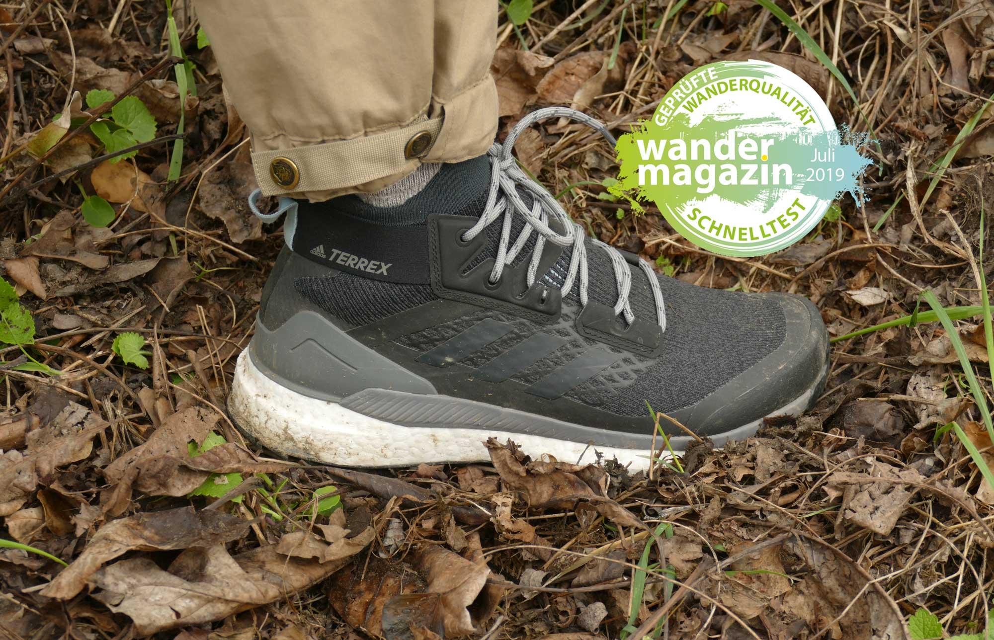 Adidas TERREX FREE HIKER © U.Poller / W. Todt