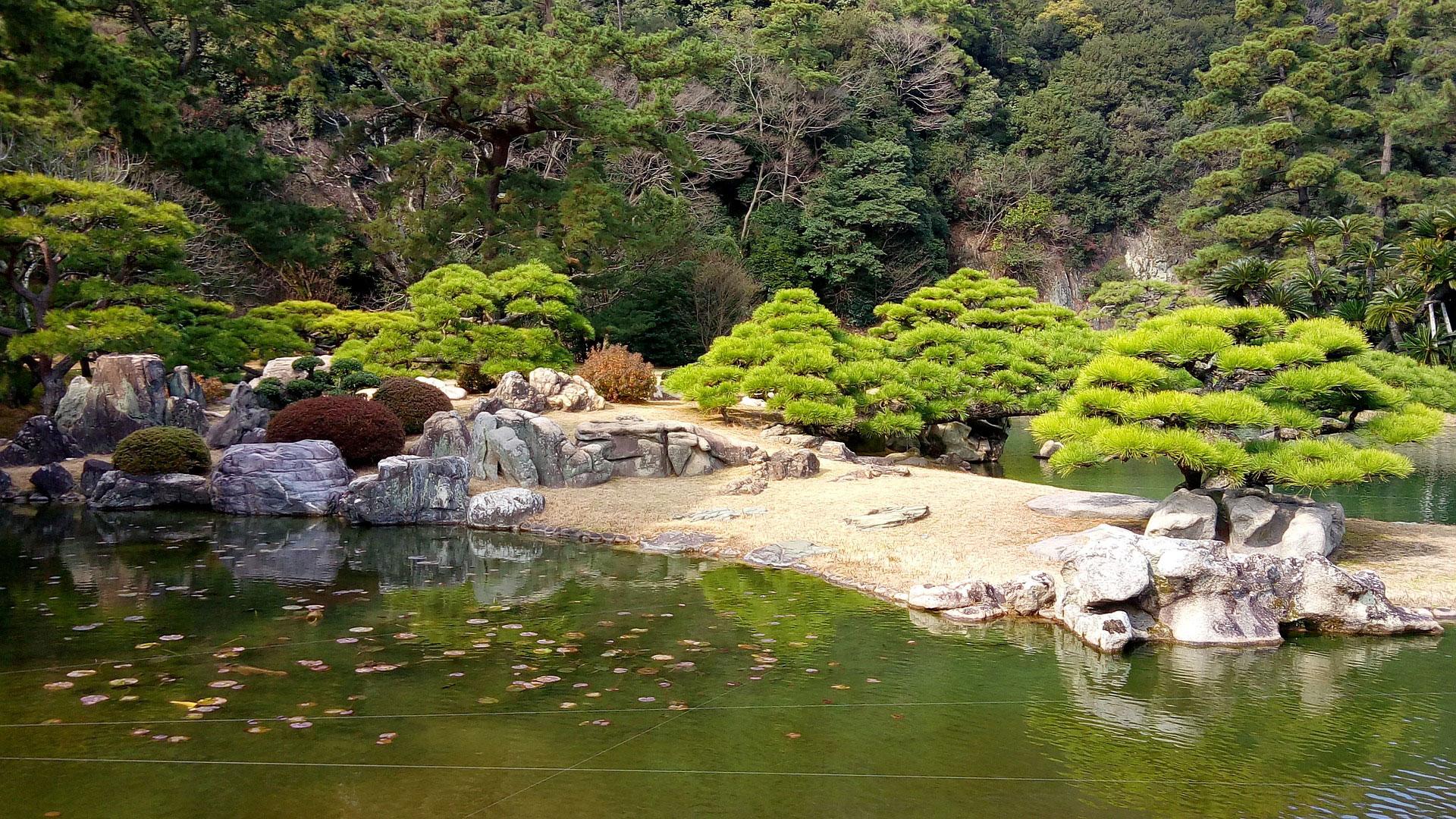 ... zu spirituellen Stätten der Insel Shikoku ...  © Pixabay