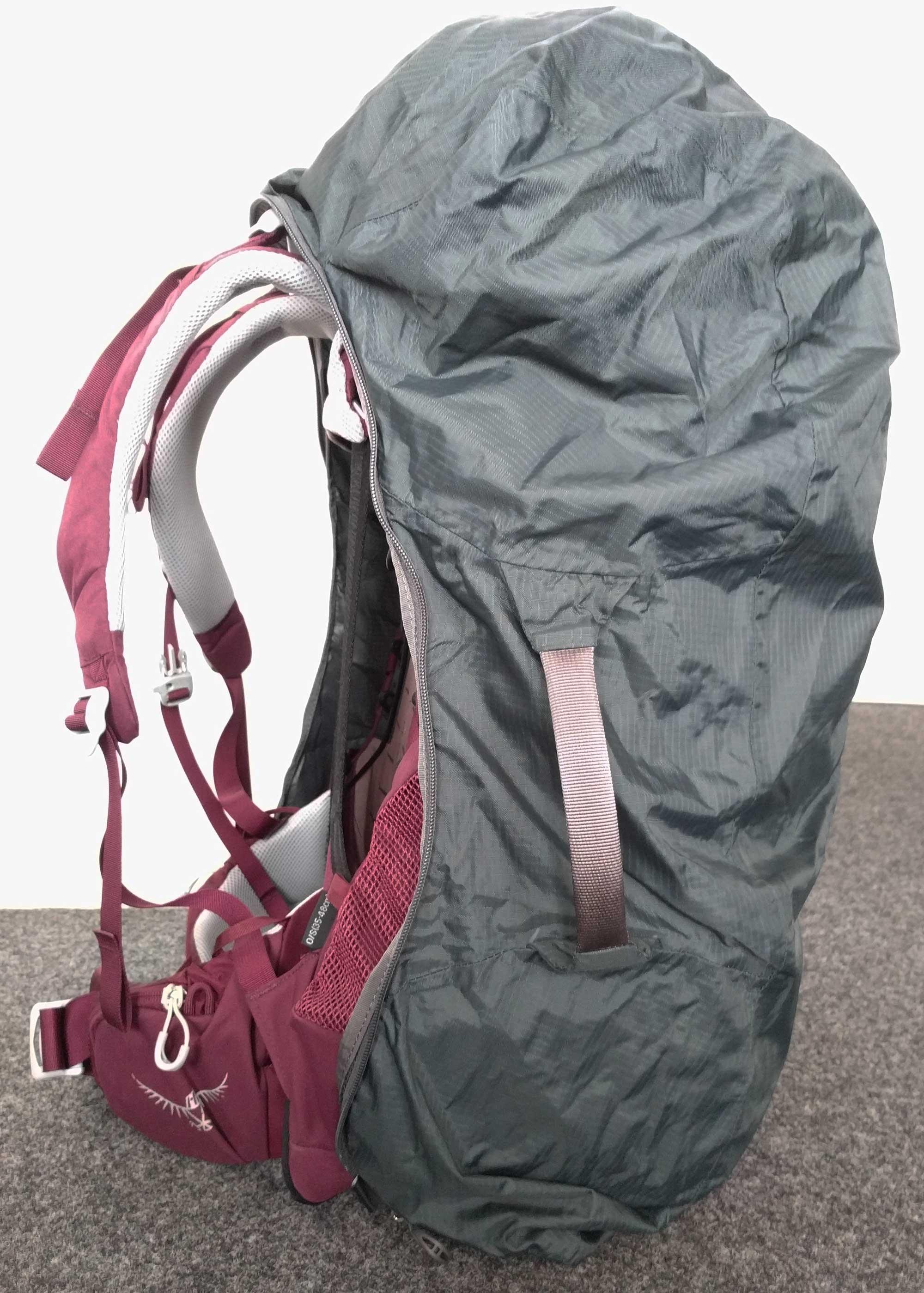 AirCover™ Schutzhülle als Regenschutz für unterwegs