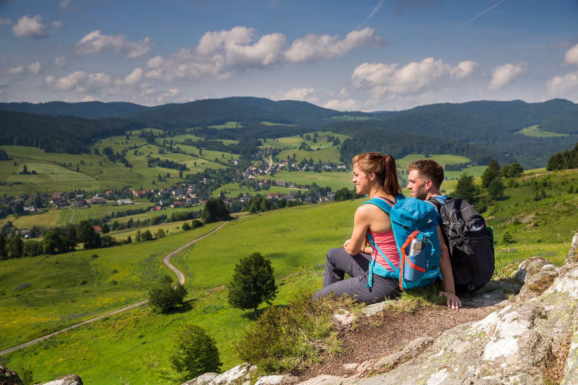 Blick vom Hohfelsen © Thomas Bichler