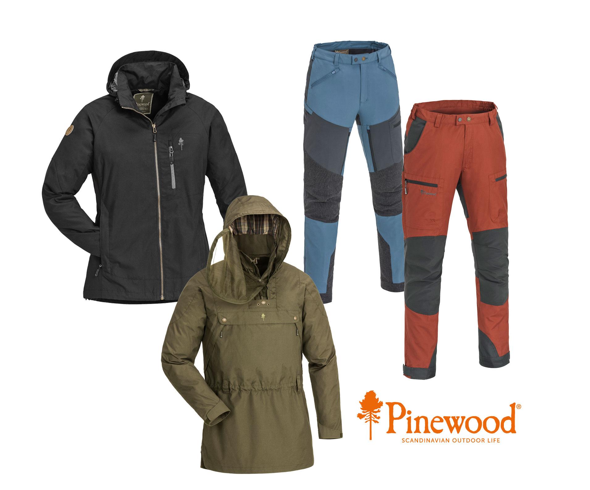 Der Herbst kann kommen - mit Pinewood richtig ausgerüstet