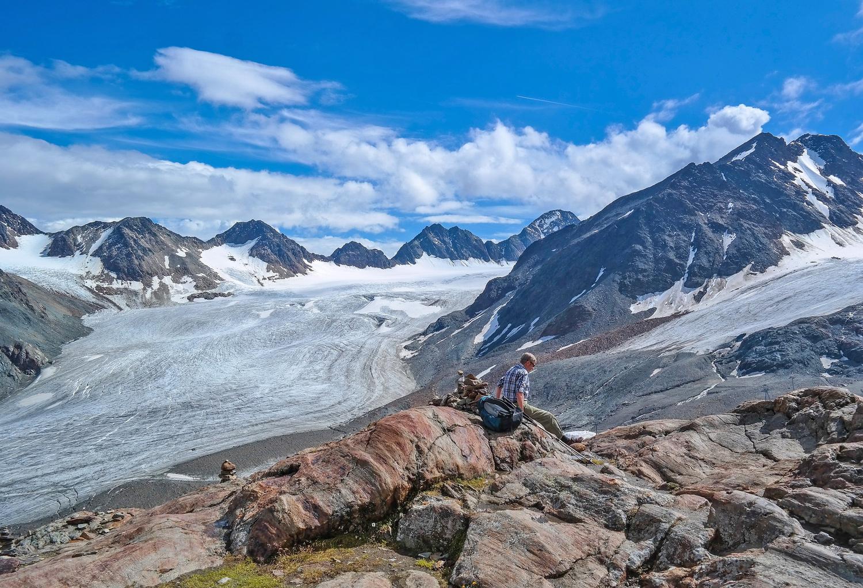 Die Gletscherzunge des Pitztalgletschers in Österreich 2014 © Pixabay