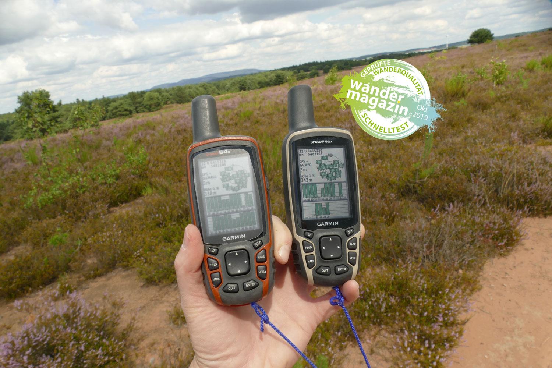 Garmin GPSMAP® 64sx ©U. Poller/W. Todt