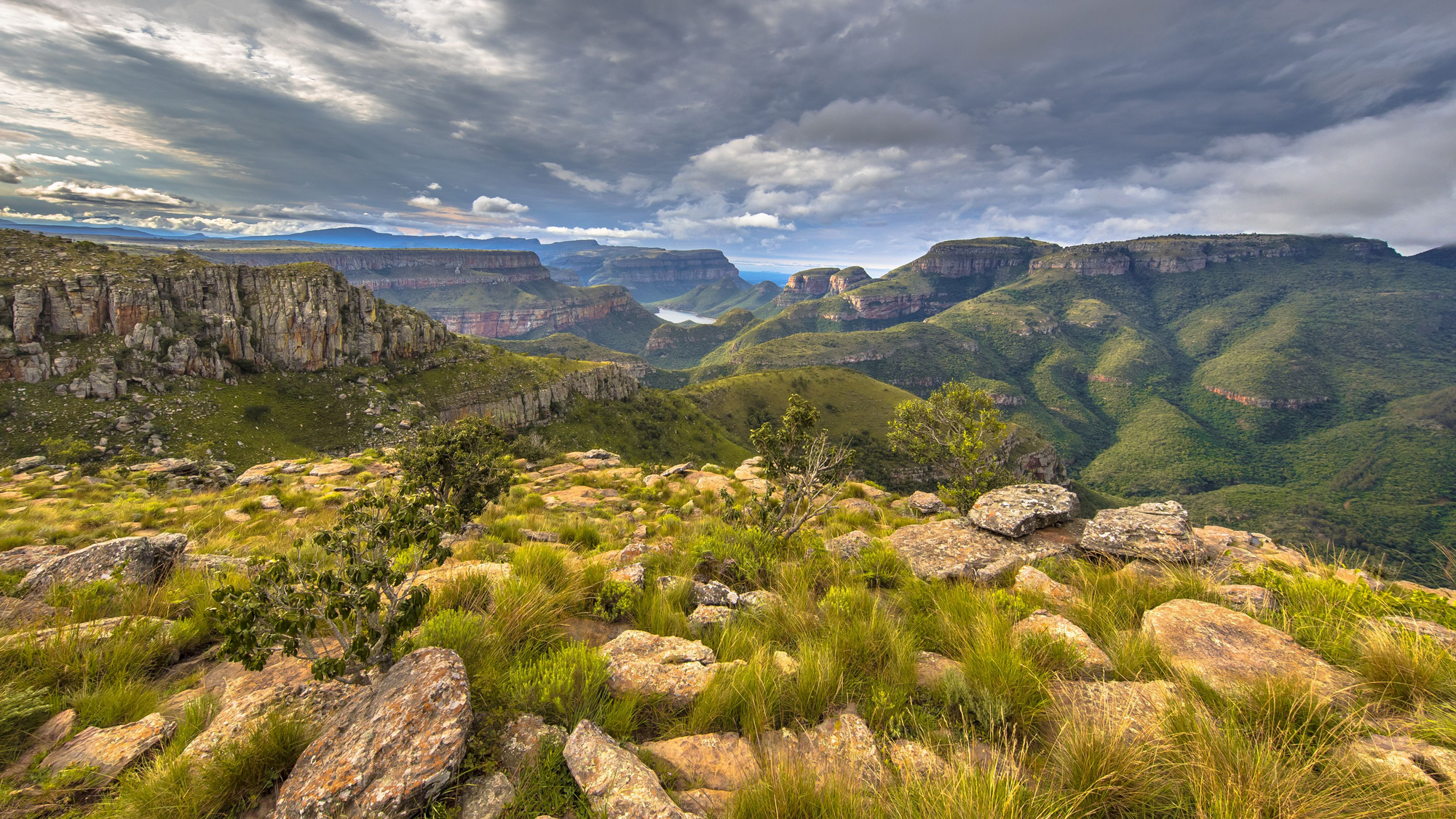 Blyde River Canyon in Südafrika © istock