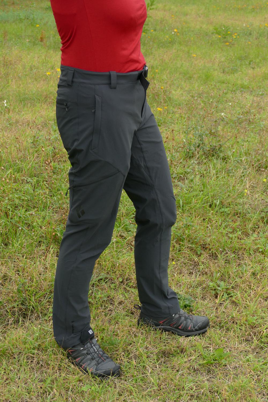 Black Diamond Alpine Softshell Pants