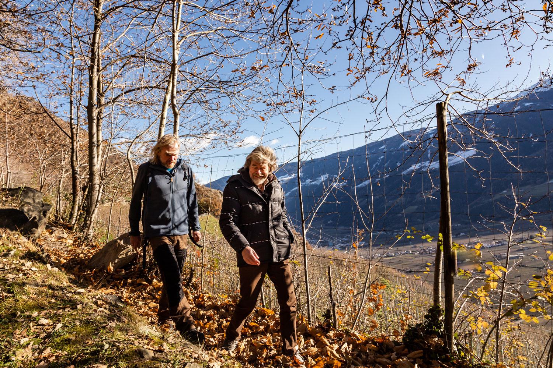 Thorsten Hoyer und Reinhold Messner © Ole Windgaßen