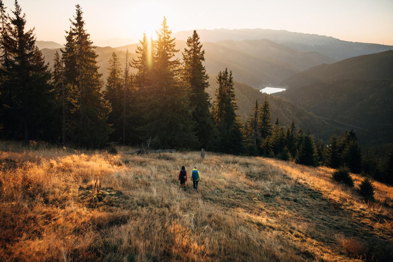 Trekking durch die Wildnis Rumäniens auf dem WOLFTRAIL ©Jack Wolfskin