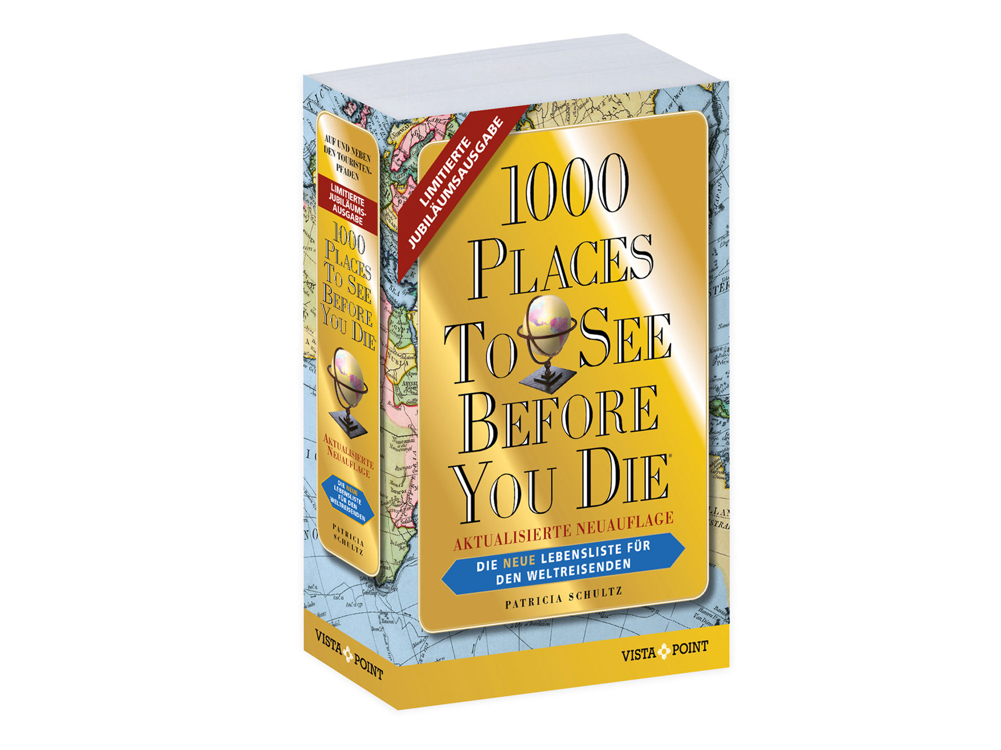 1000 Places To See Before You Die © Vista Point