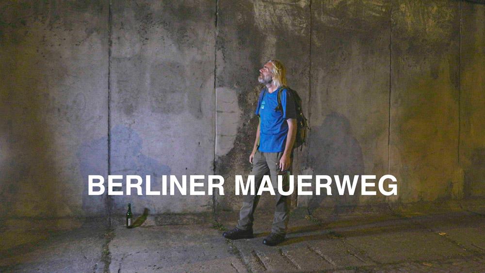 Thorsten Hoyer an der Gedenkstätte Berliner Mauer © Ole Windgaßen