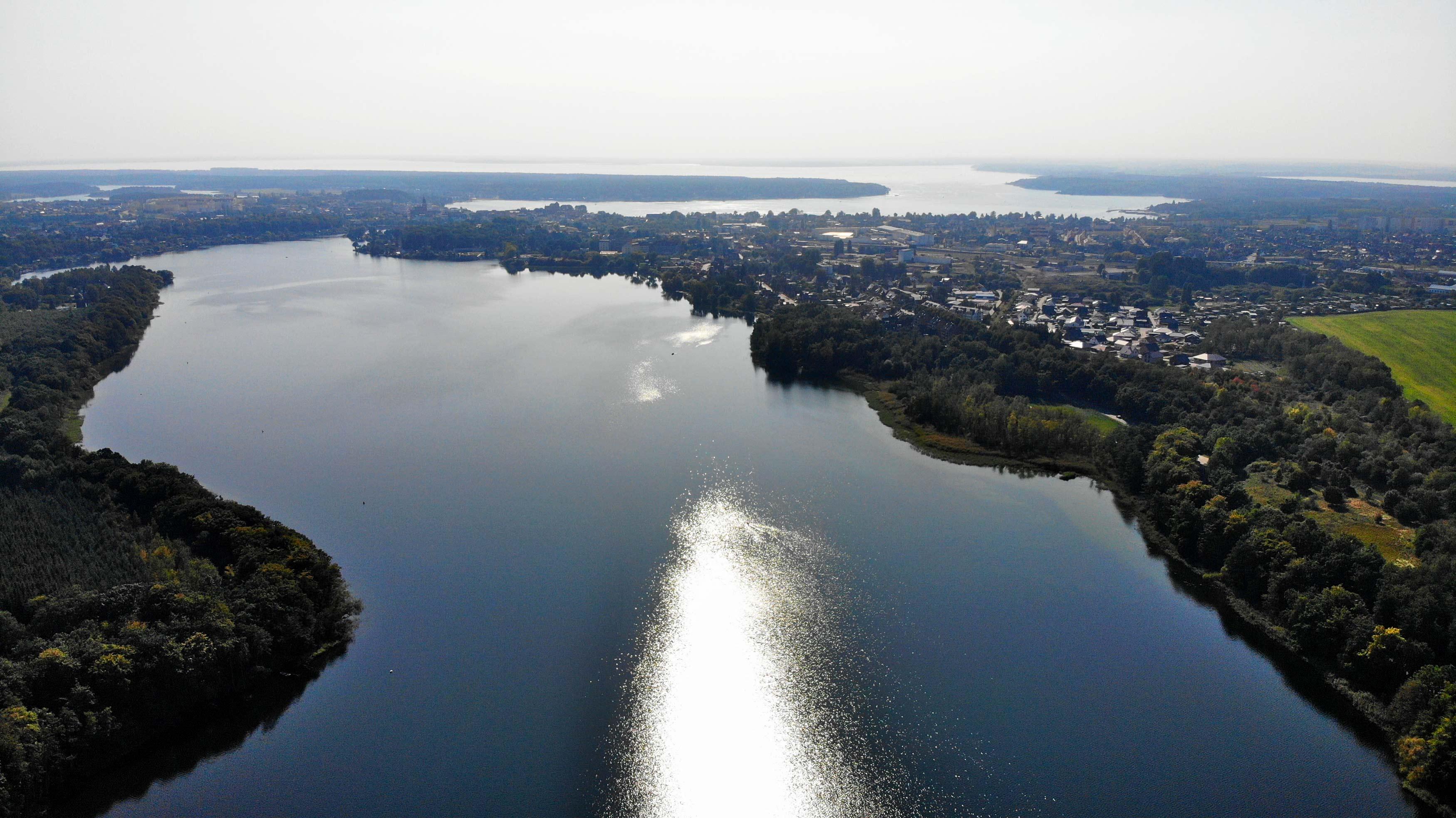 Unterwegs am größten Binnensee Deutschlands – die Müritz