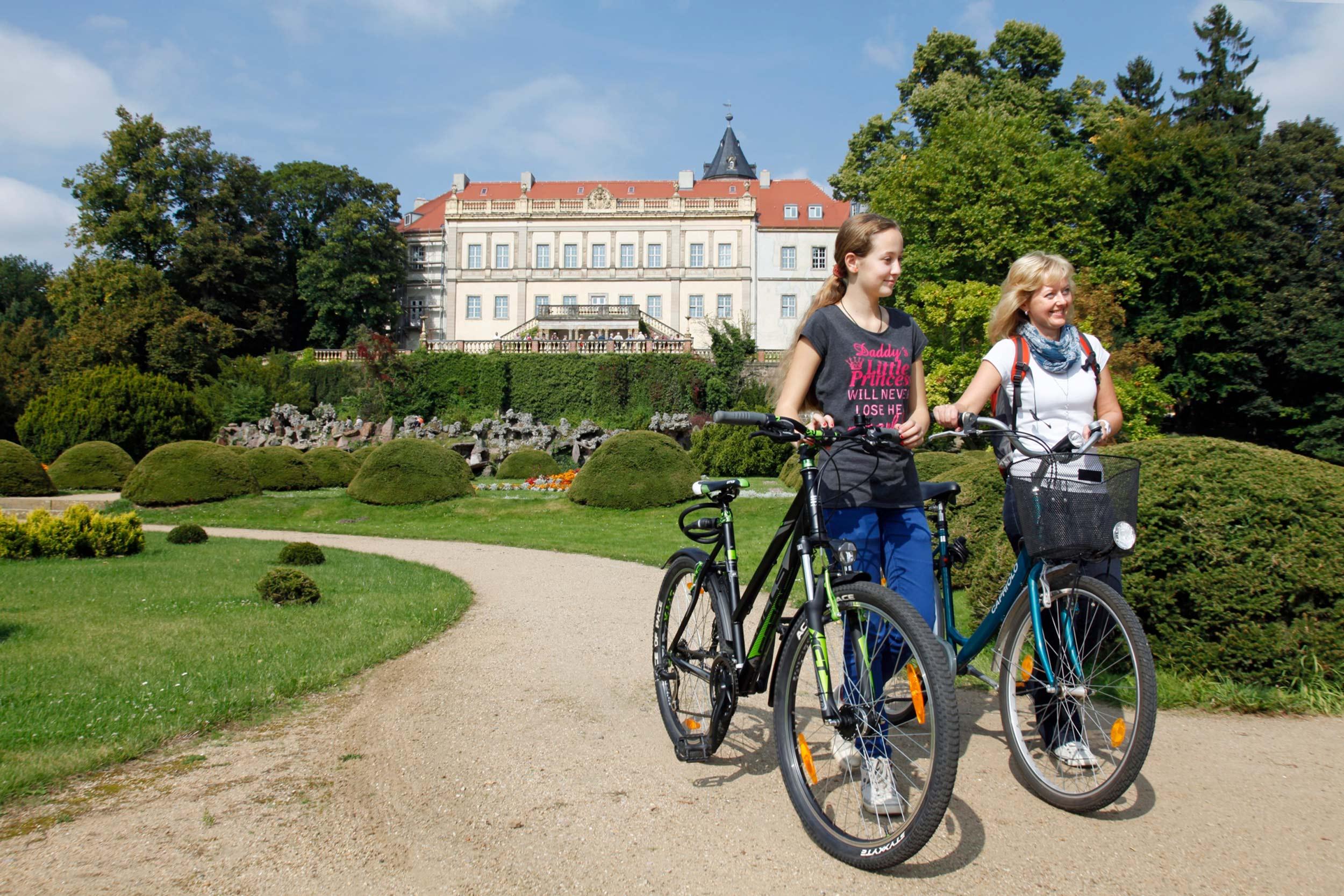 Schloss und Park Wiesenburg © Stephanie Neumann