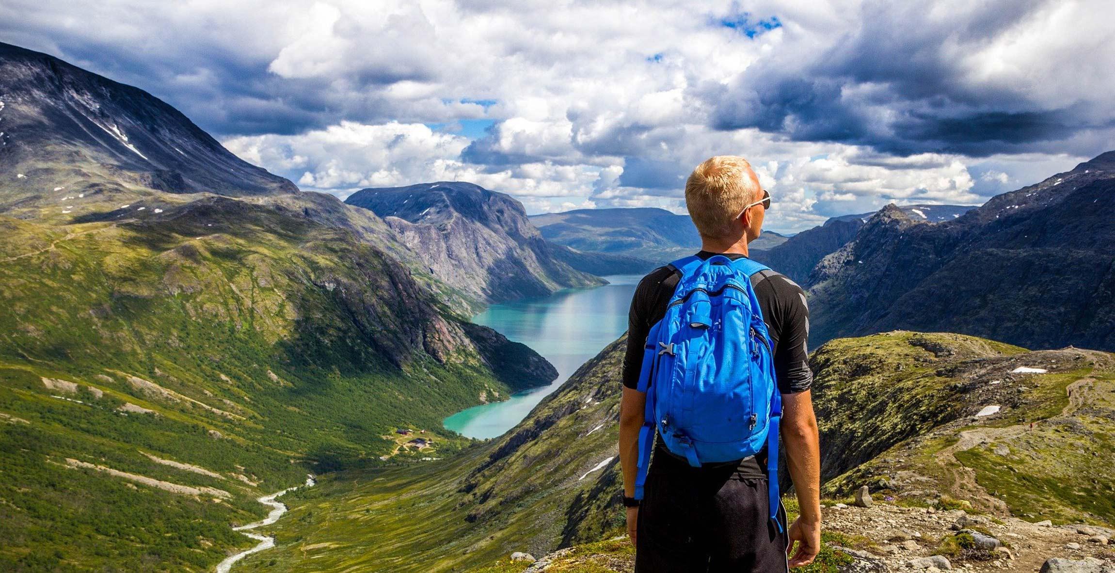 Ein Wanderurlaub in unberührter Natur gehört zu den intensivsten Erlebnissen für Wanderer © Pixabay.com, Sorbyphoto (CC0 Creative Commons)