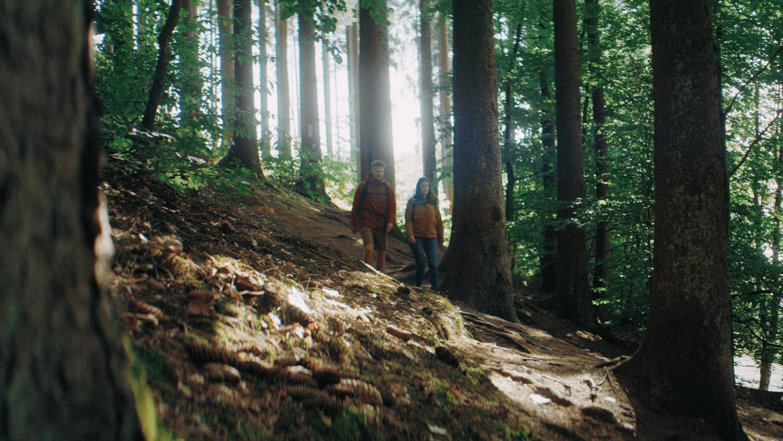 Wandergenuss z. B. auf der Traumschleife Felsenweg © Benedikt Dresen, zeit:raum