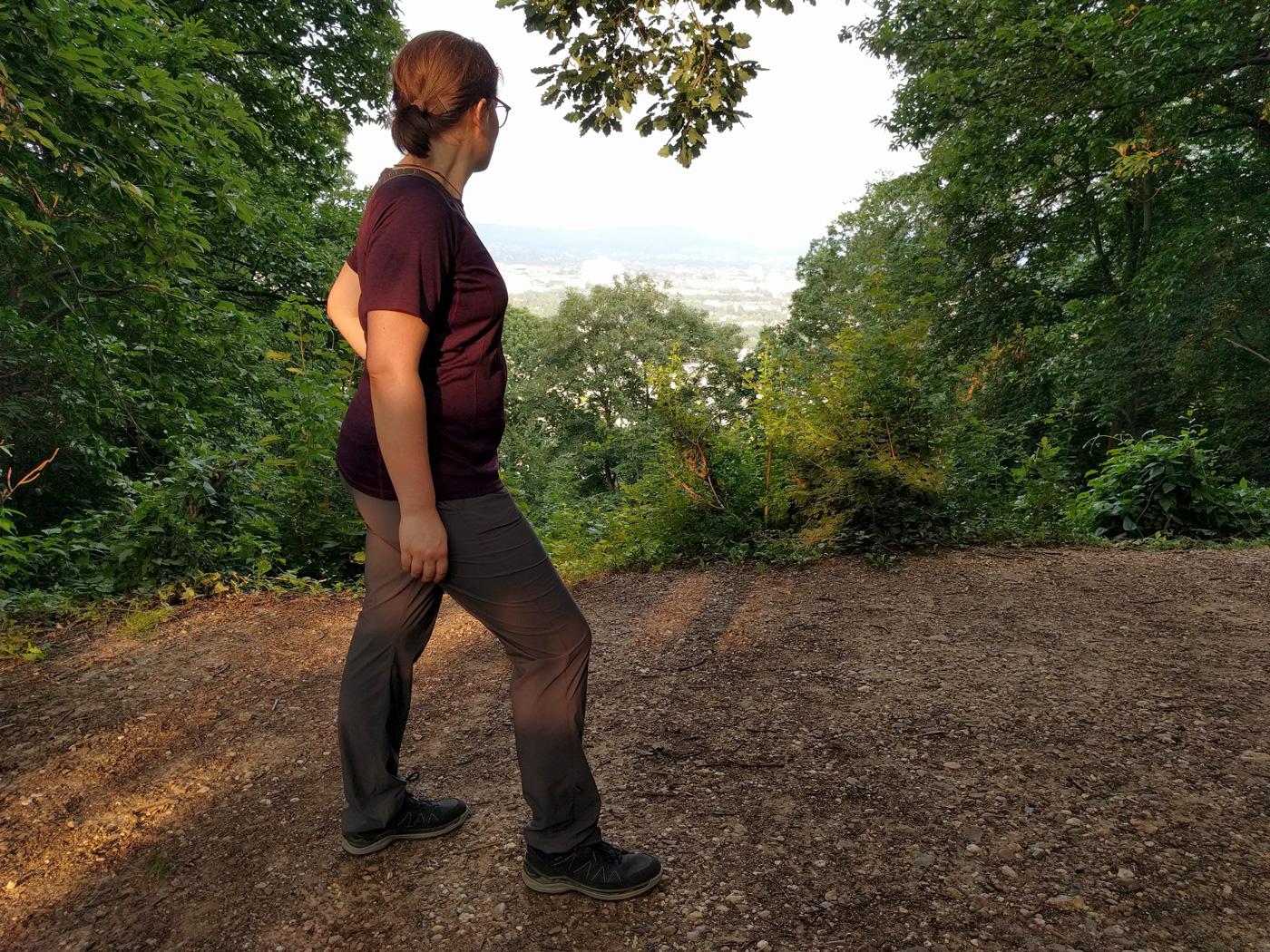 Dart Shirt und Tucana Pants von Montane © Maria Walter