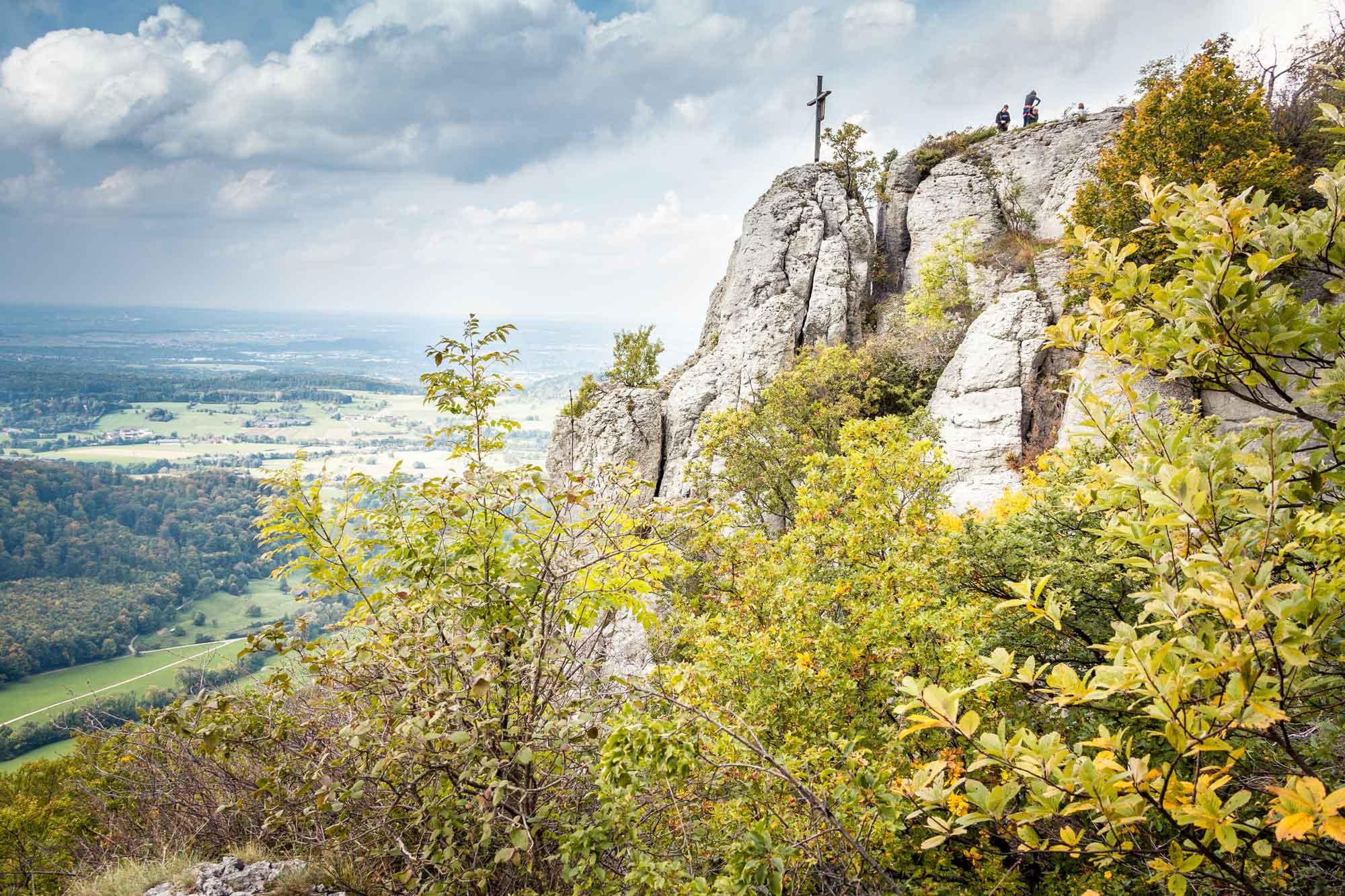 Aussichtsfels Wackerstein © Angela Hammer
