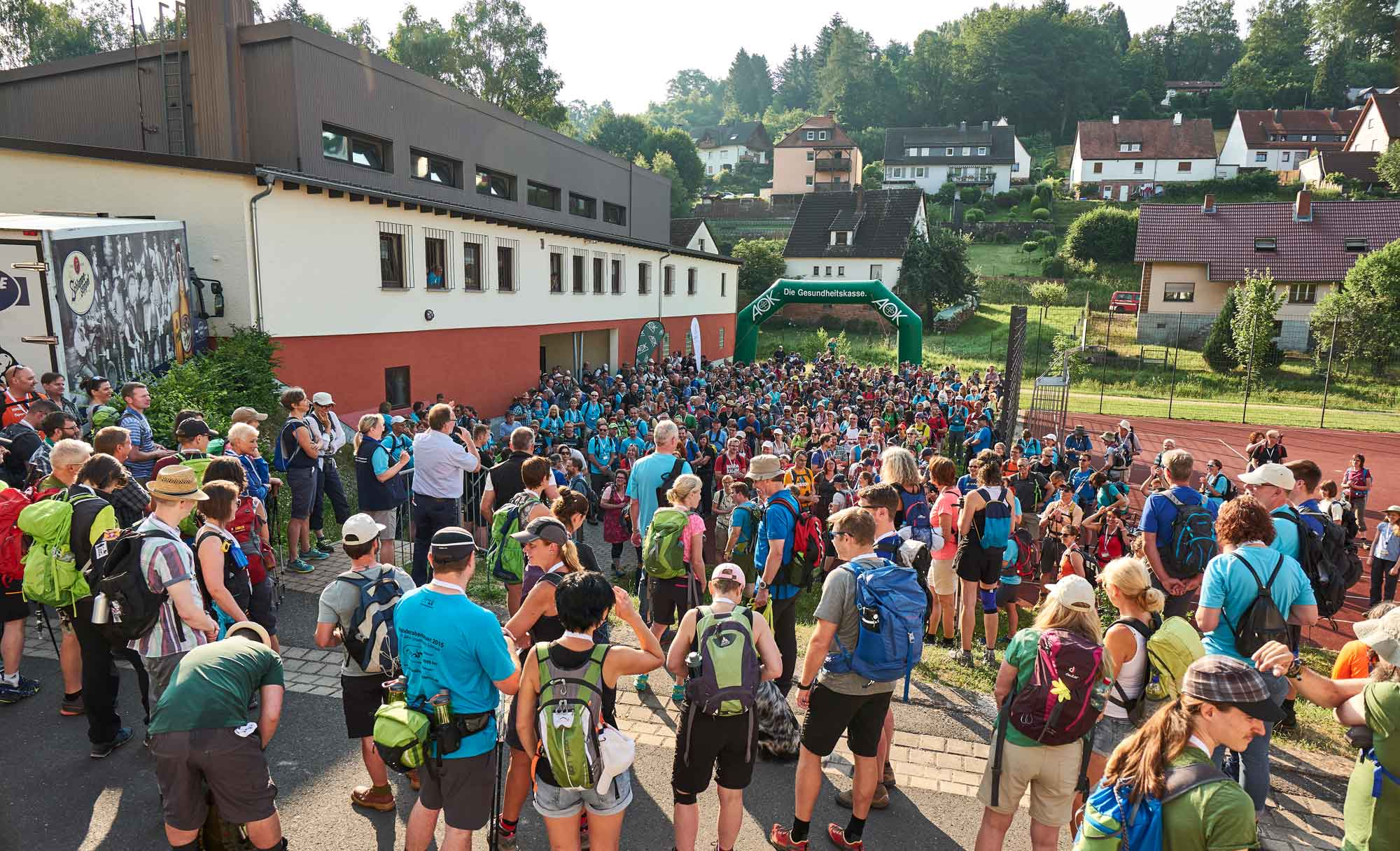 12h-Wanderevent im Räuberland