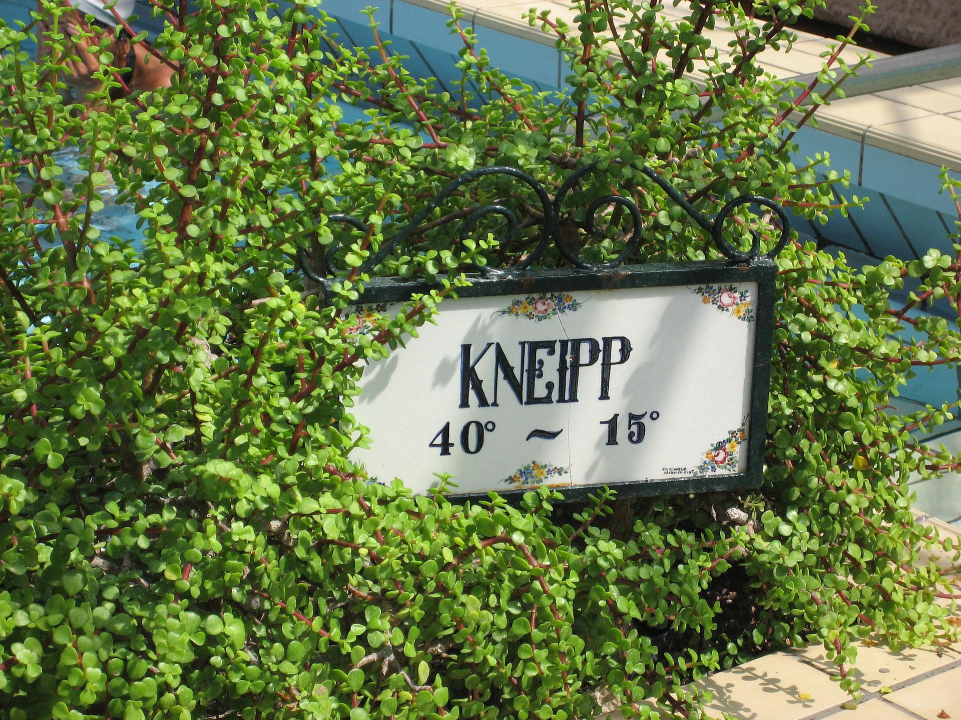 Kneipp-Erlebnis-Wandertour im Lahn-Dill-Bergland