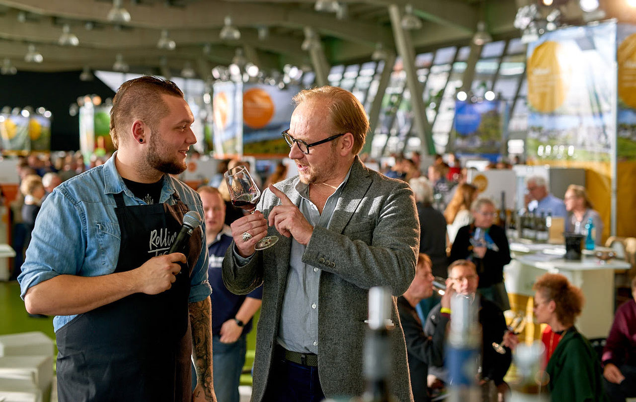 Die WeinTour 2019 in Essen