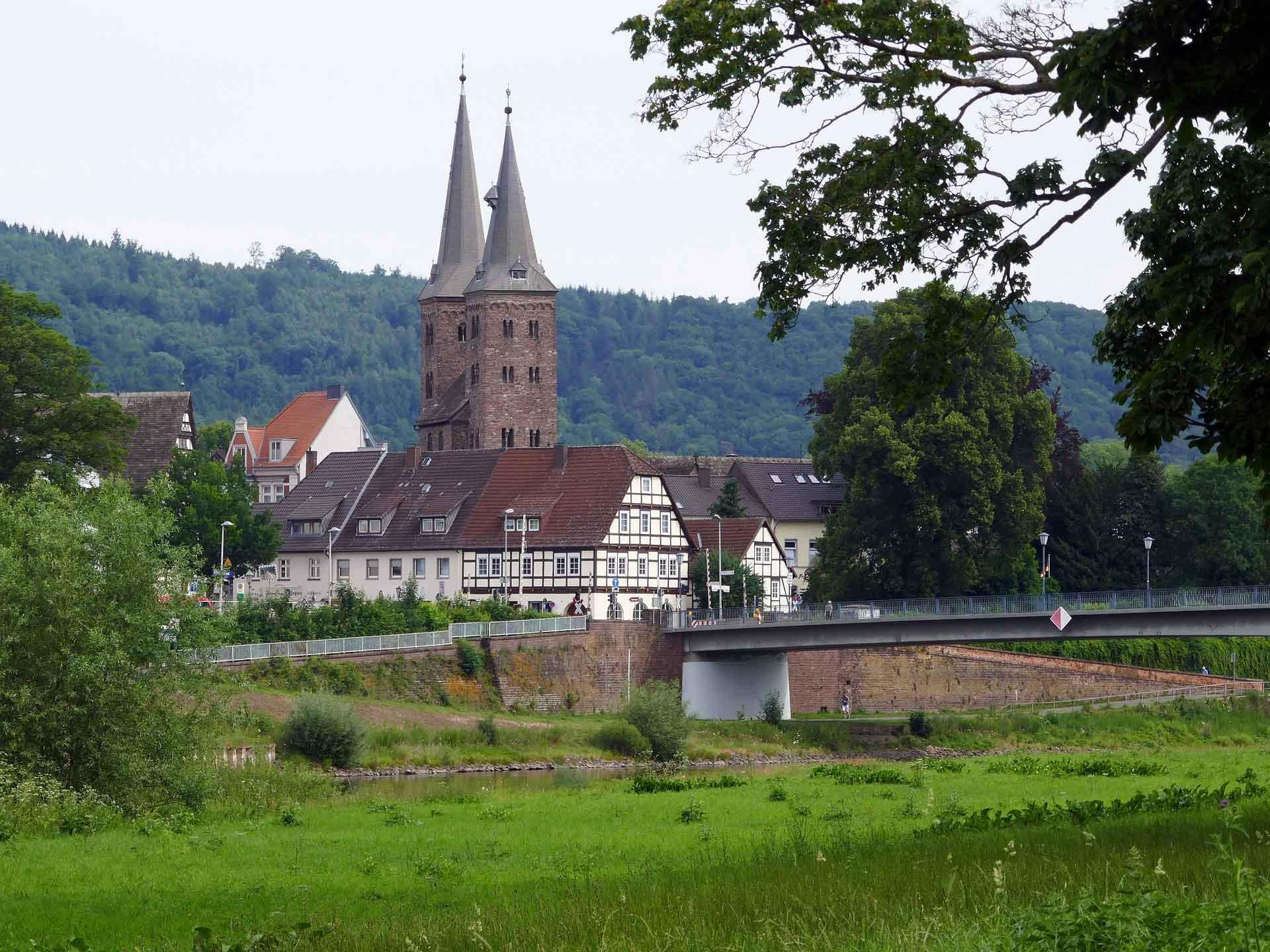 MegaMarsch Weserbergland