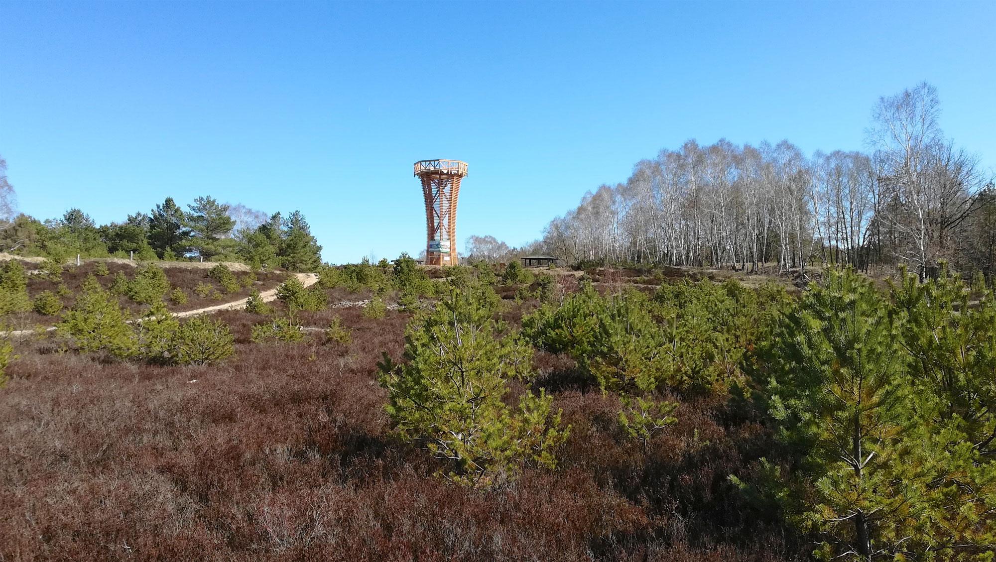 Geführte Sternenbeobachtung in der Kyritz-Ruppiner Heide