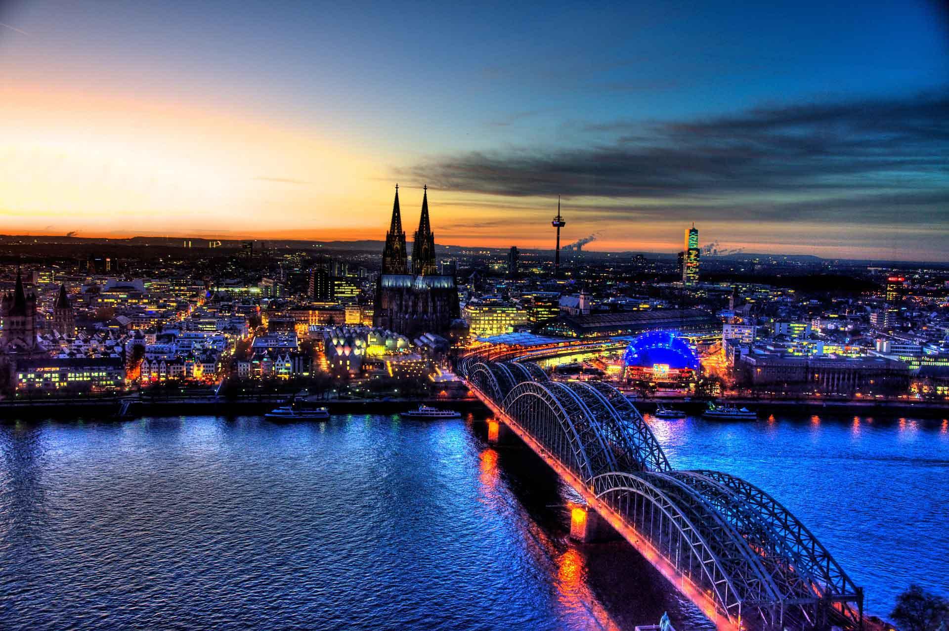 MegaMarsch Köln