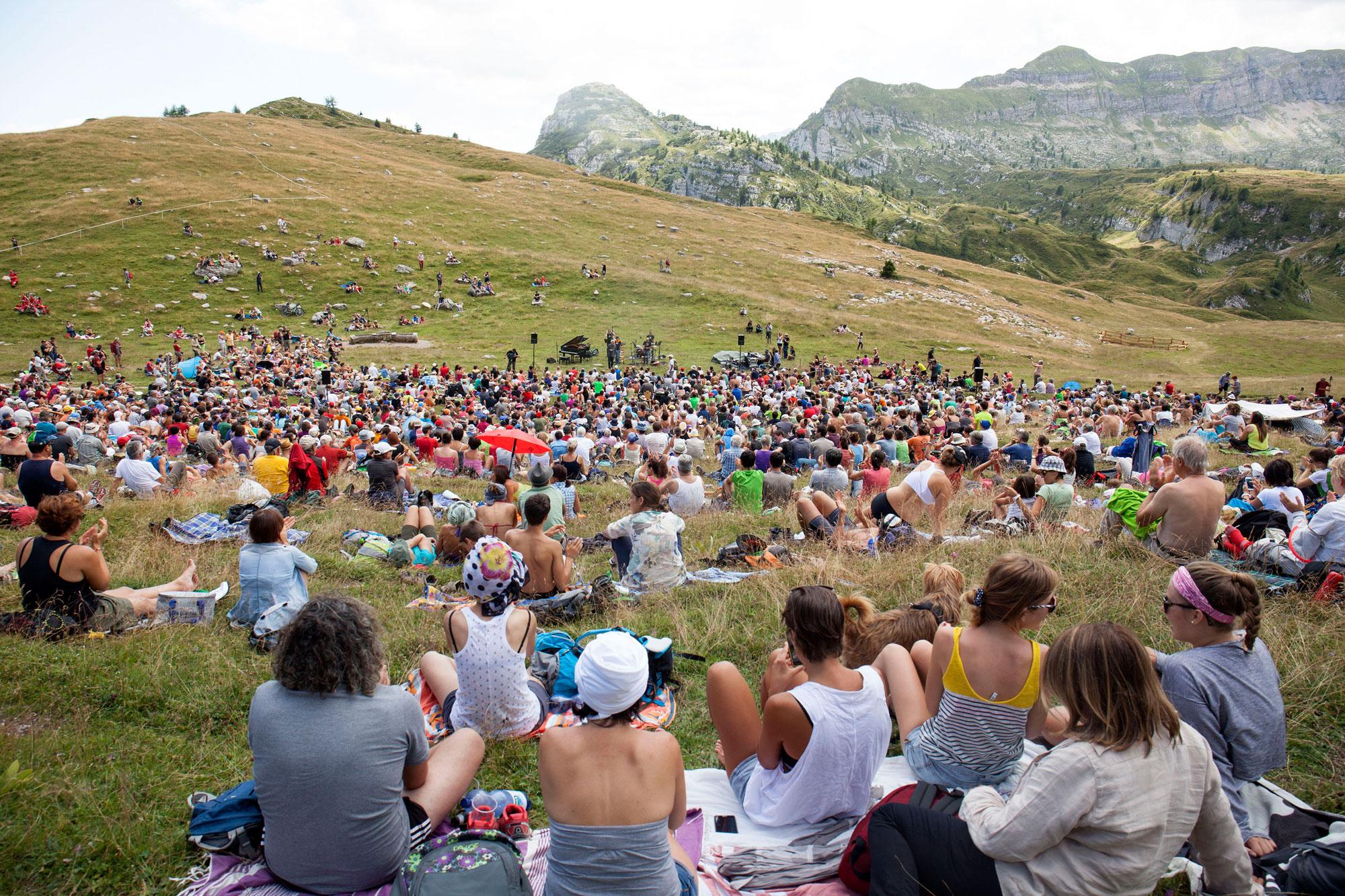 Rossini-Oper auf 2.000 Metern Höhe