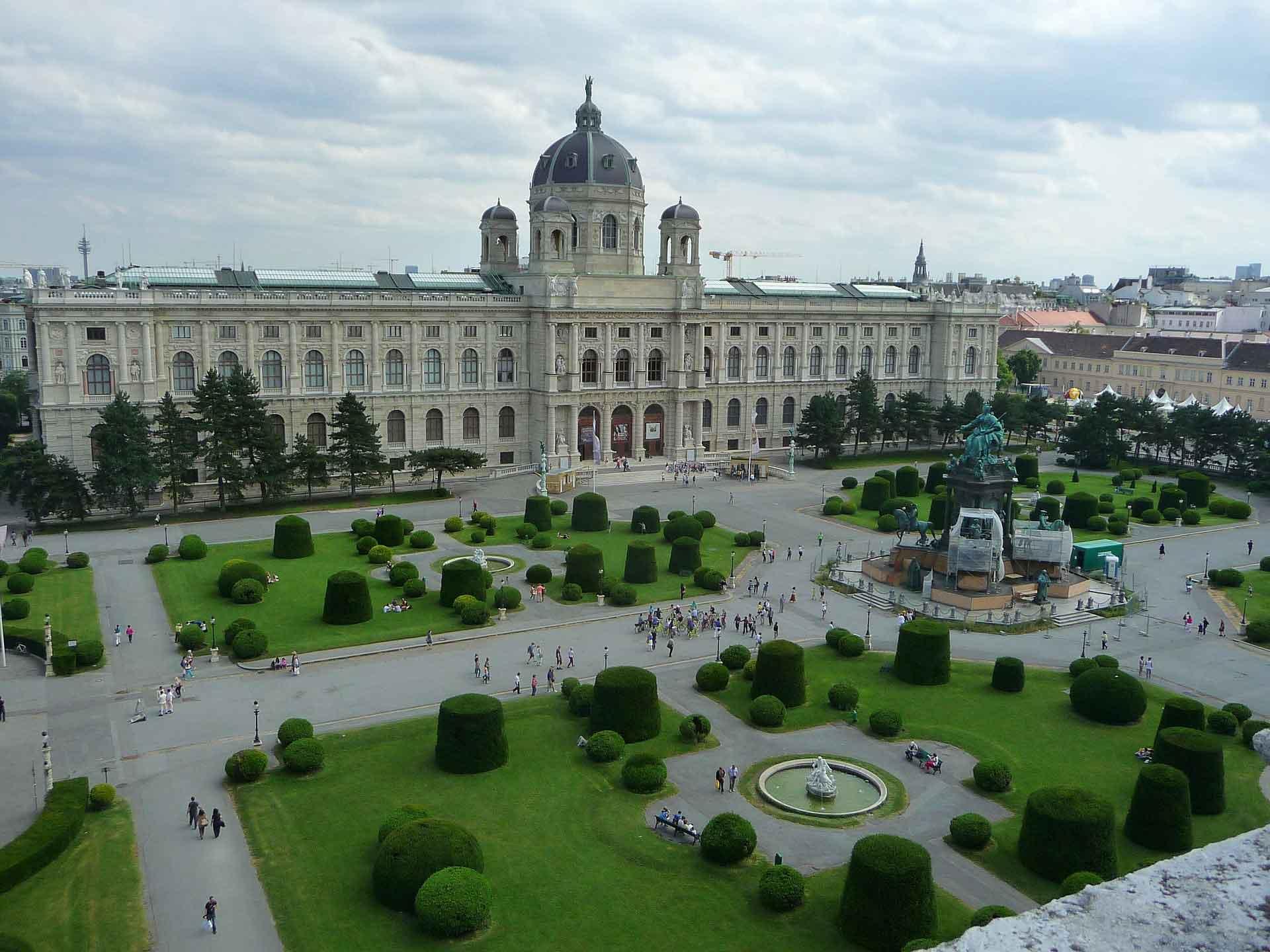 MegaMarsch Wien